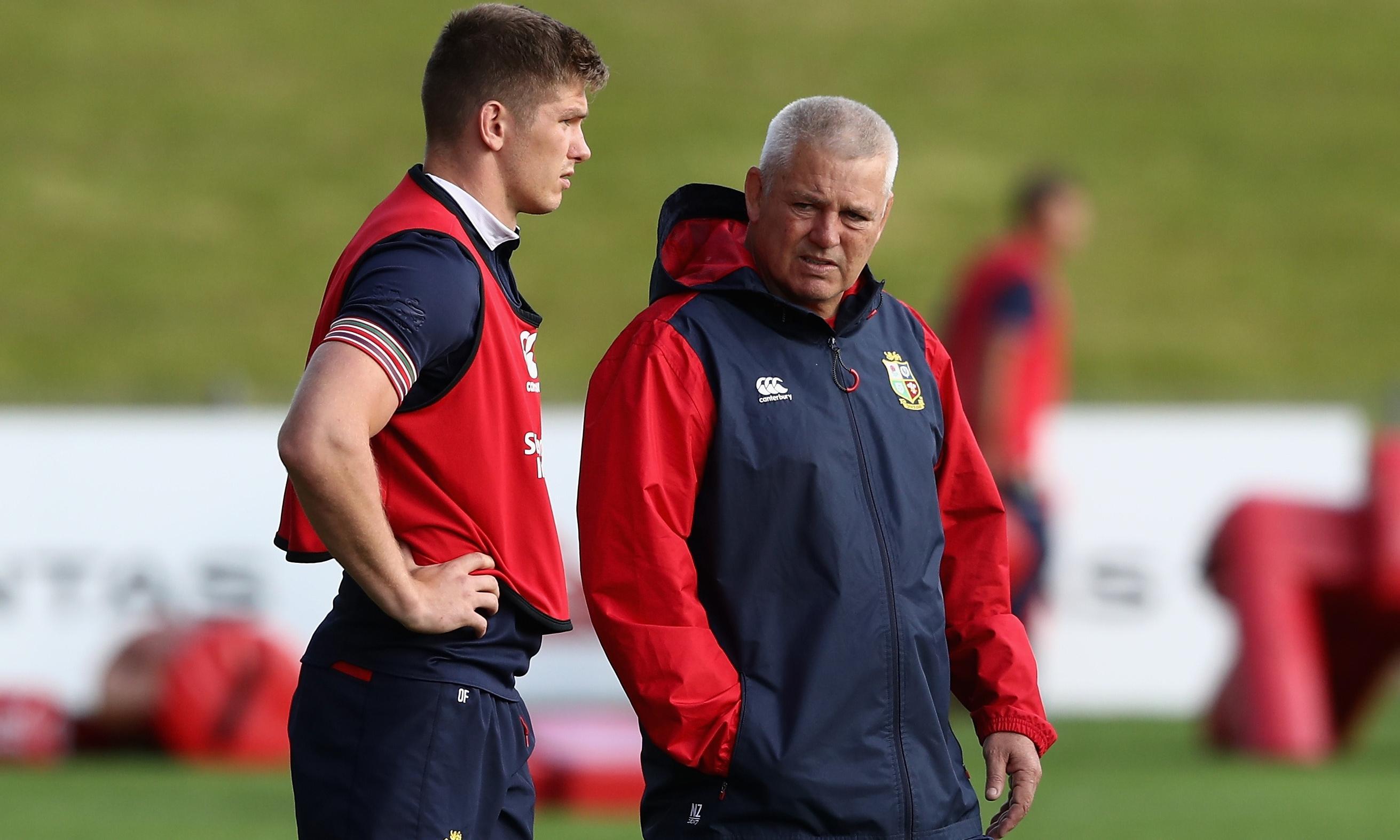 Warren Gatland set to return as Lions coach for 2021 South Africa series
