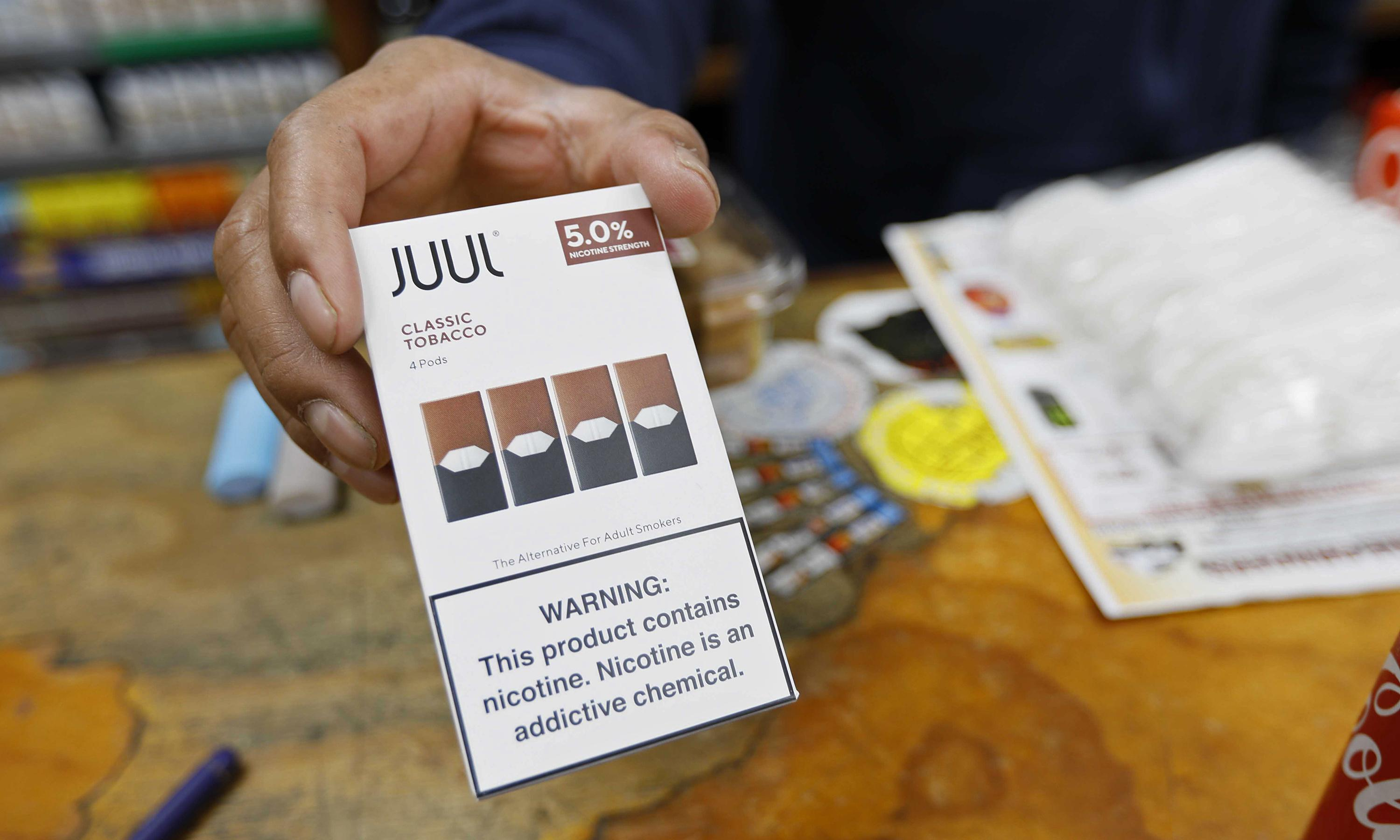 San Francisco could be first US city to ban e-cigarette sales