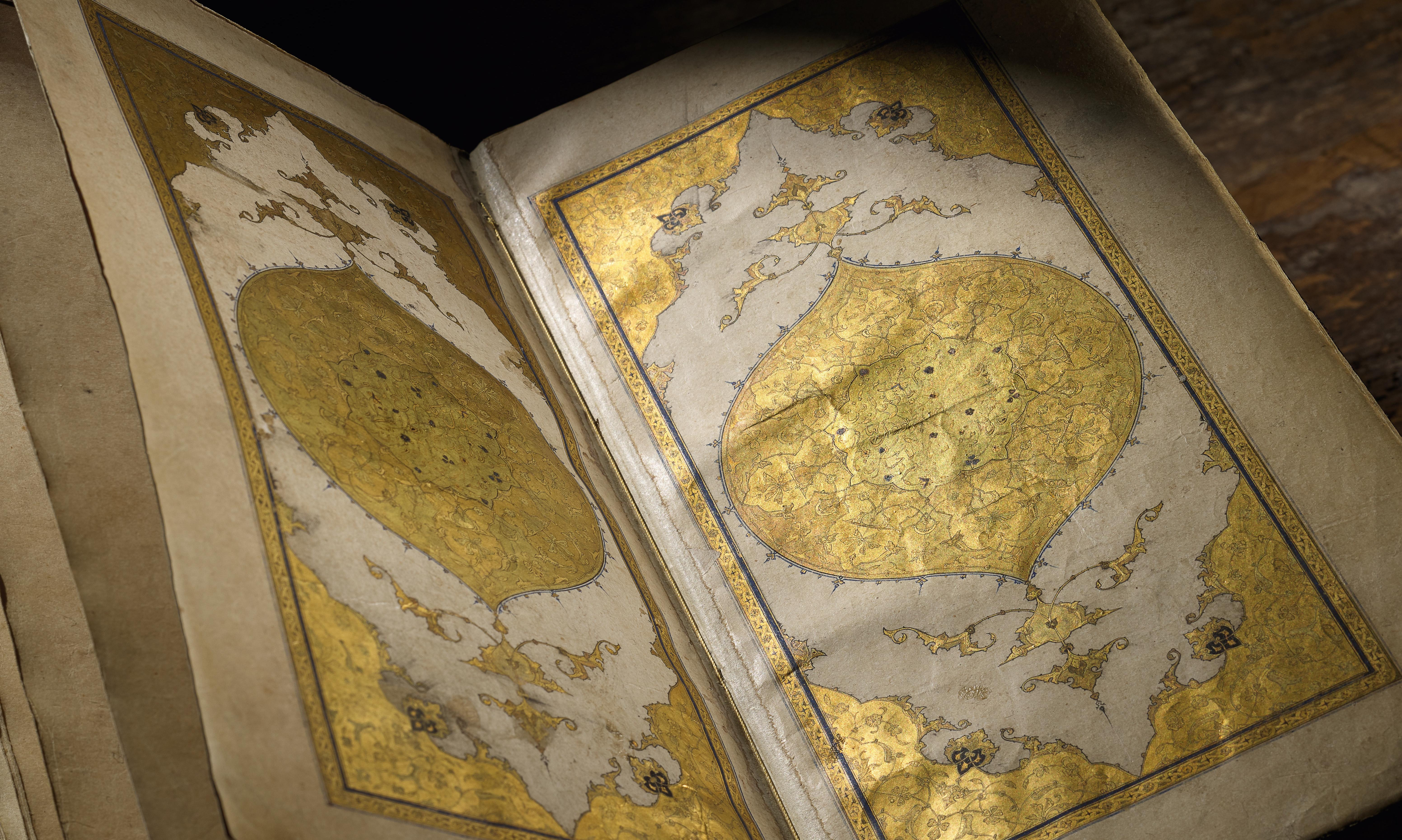 Precious stolen work by Persian poet Hafez, now recovered, will be sold
