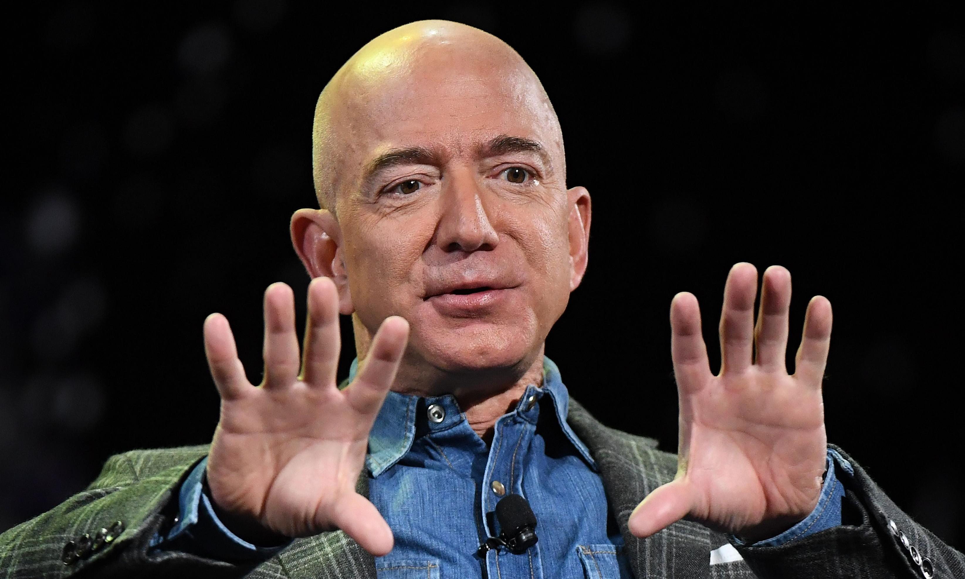 Amazon boss Jeff Bezos's phone 'hacked by Saudi crown prince'