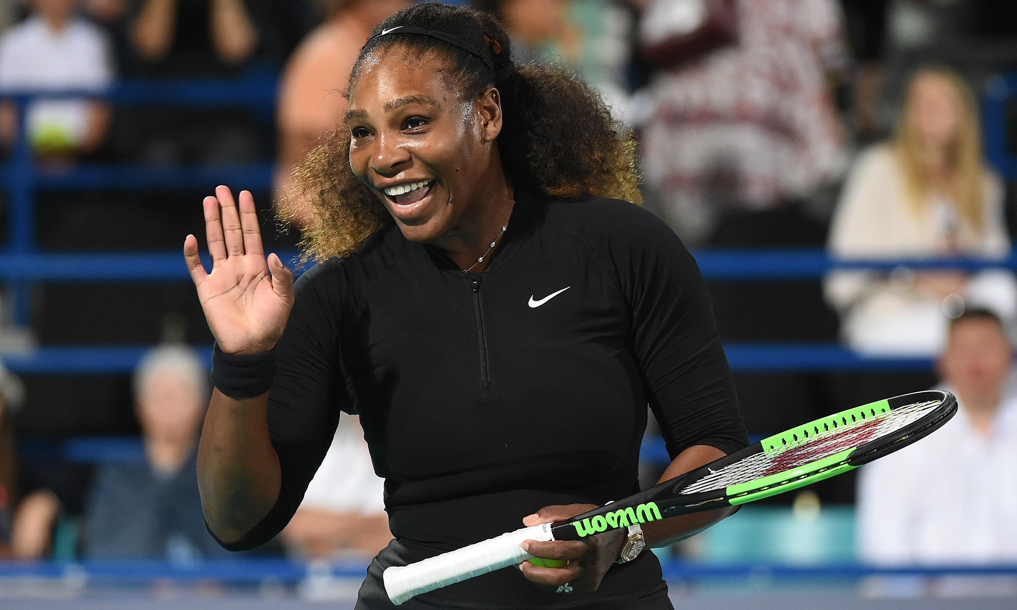 Defending champion Serena Williams withdraws from Australian Open