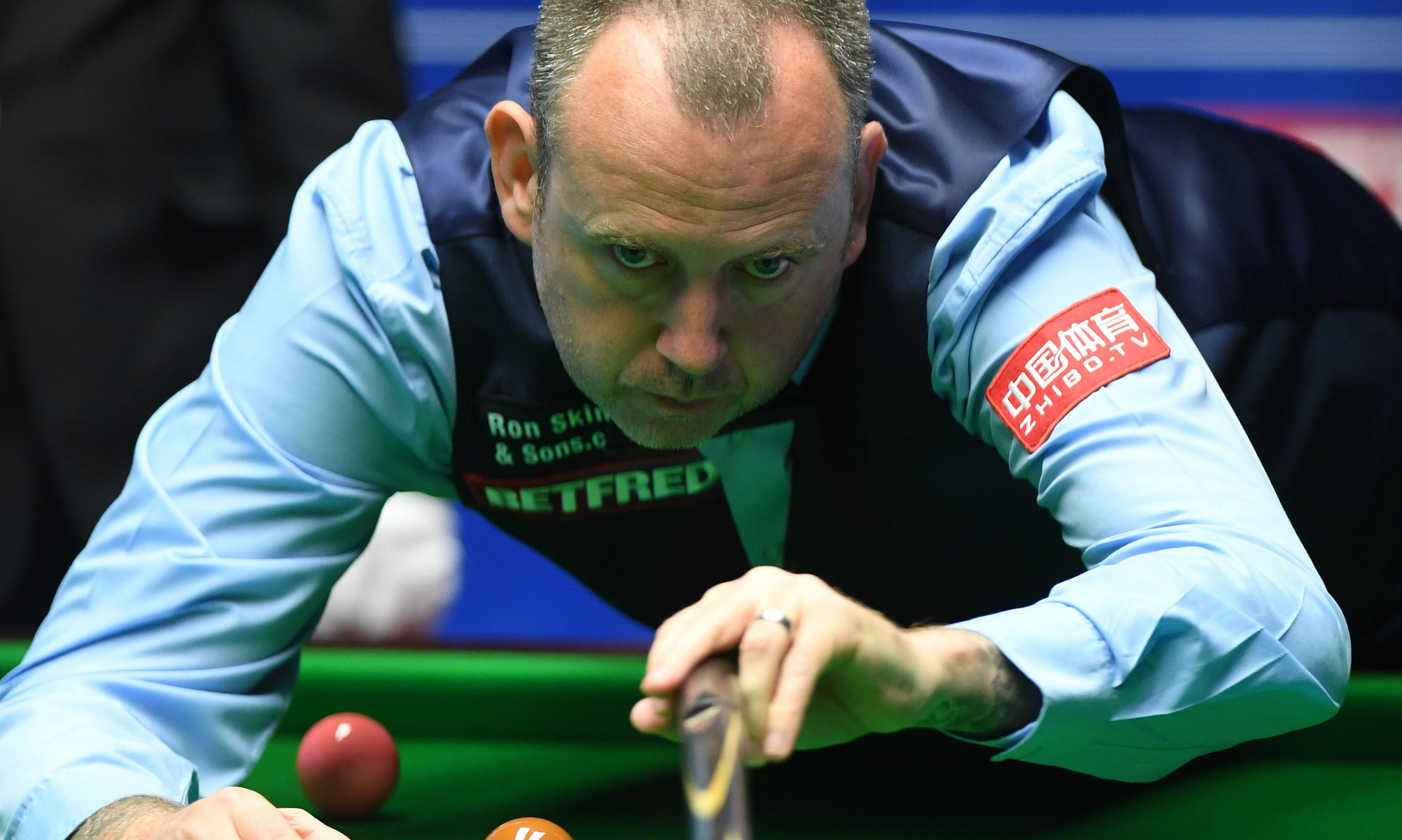 Mark Williams hits out at officials after World Championship win
