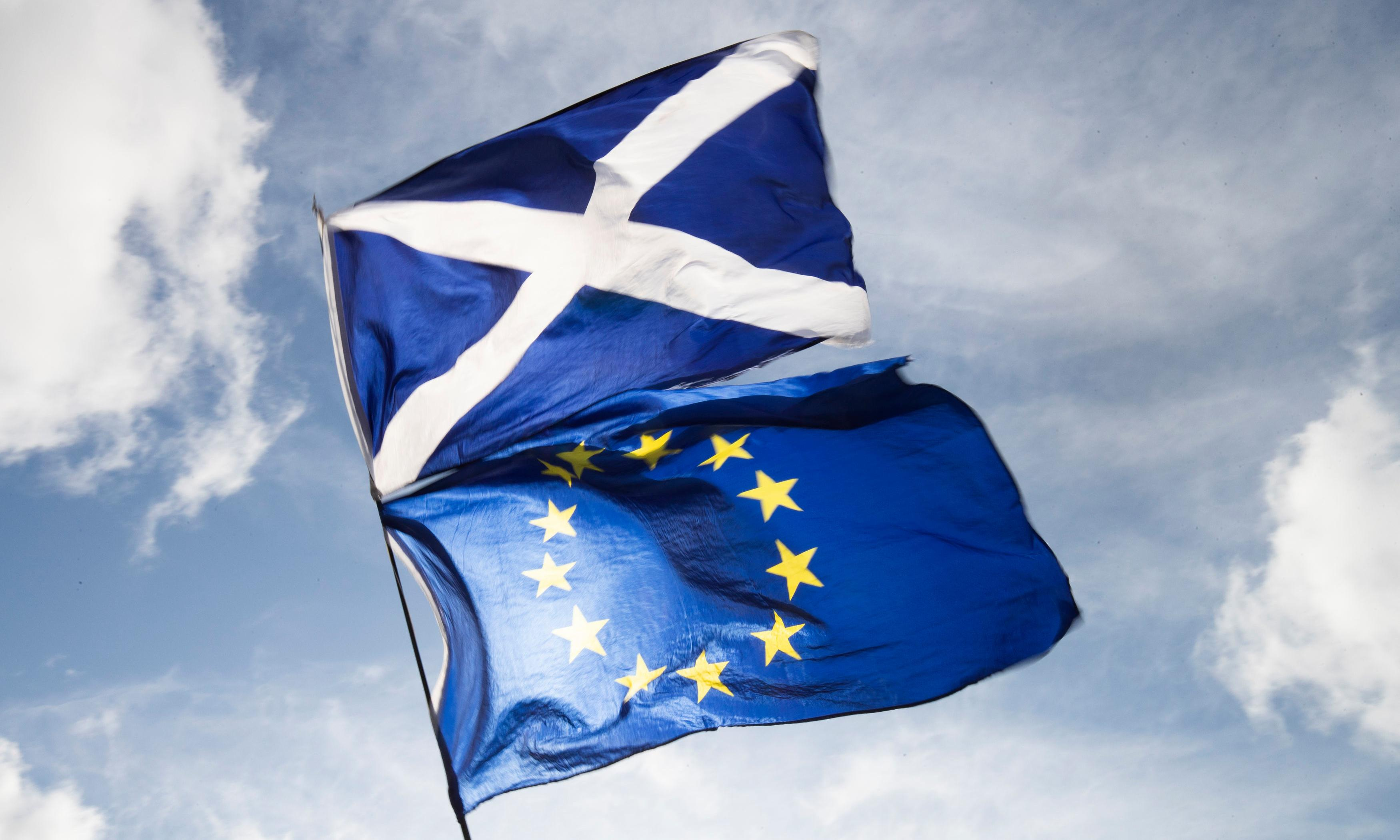 The drive for Scottish independence is distinct from nationalism
