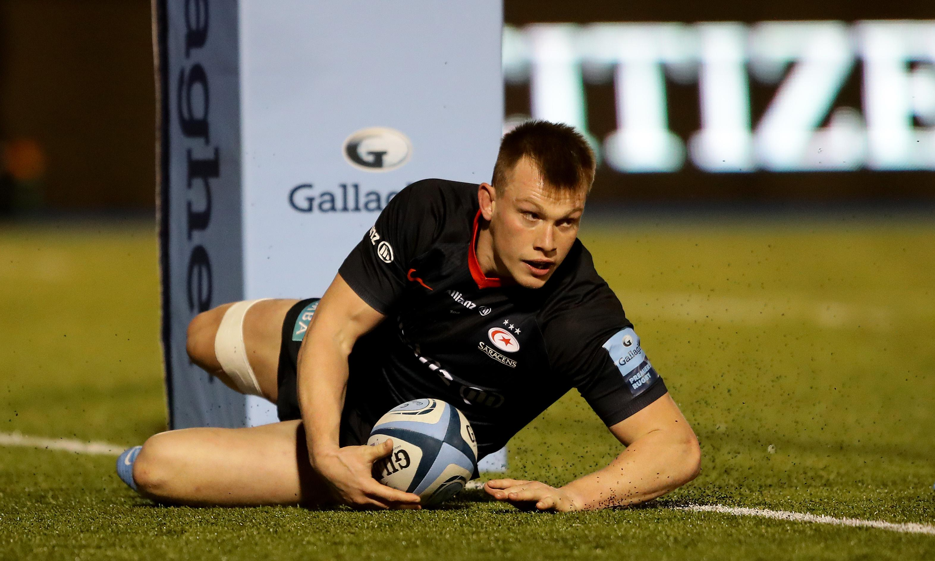 Wales name four uncapped Premiership players in Six Nations squad