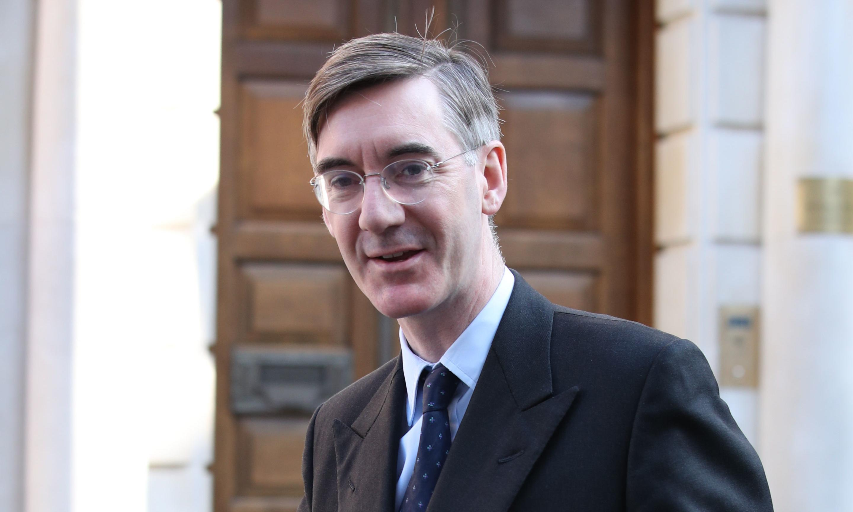 'Staggeringly silly': critics tear apart Jacob Rees-Mogg's new book