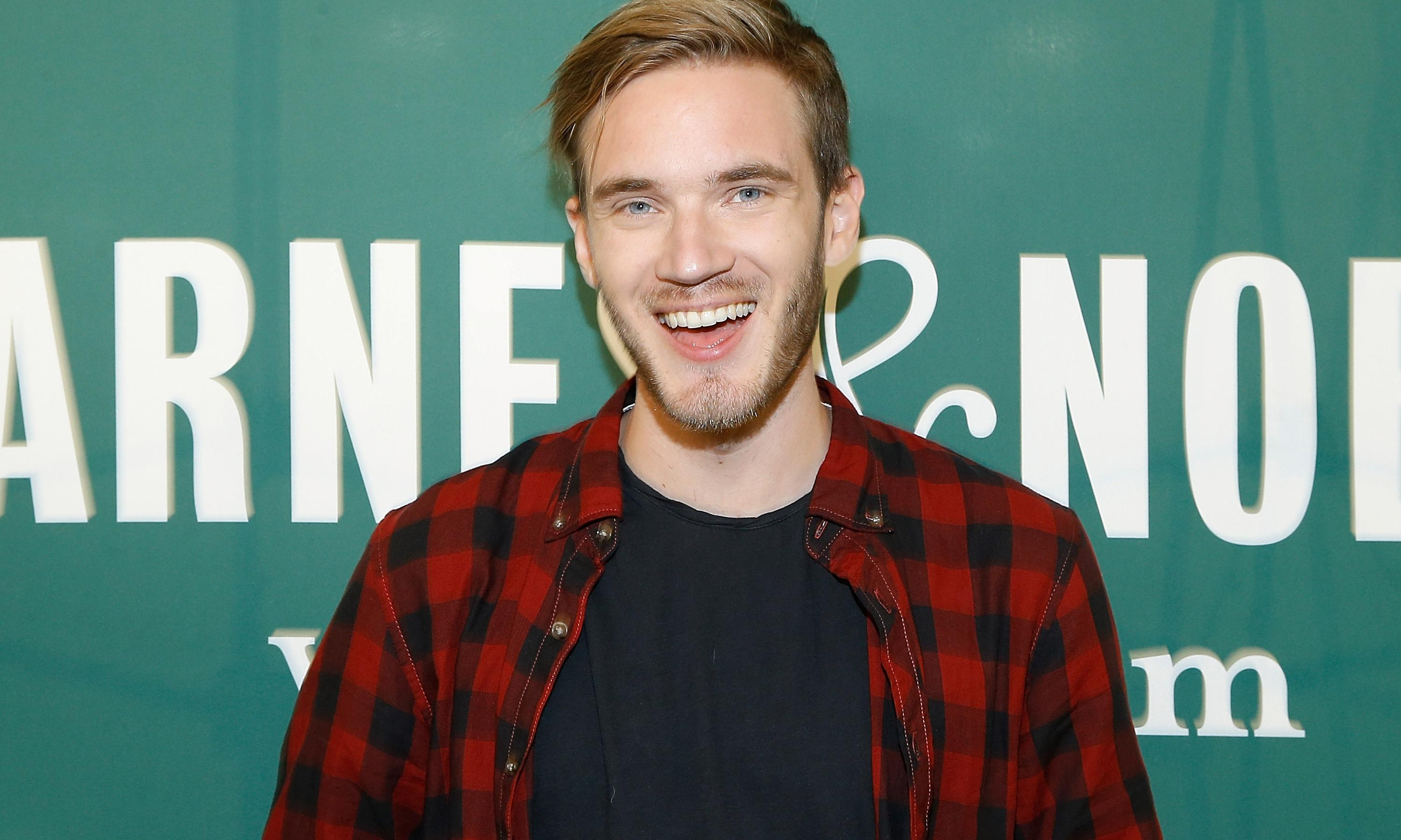 PewDiePie surpasses 100m subscriber mark on YouTube