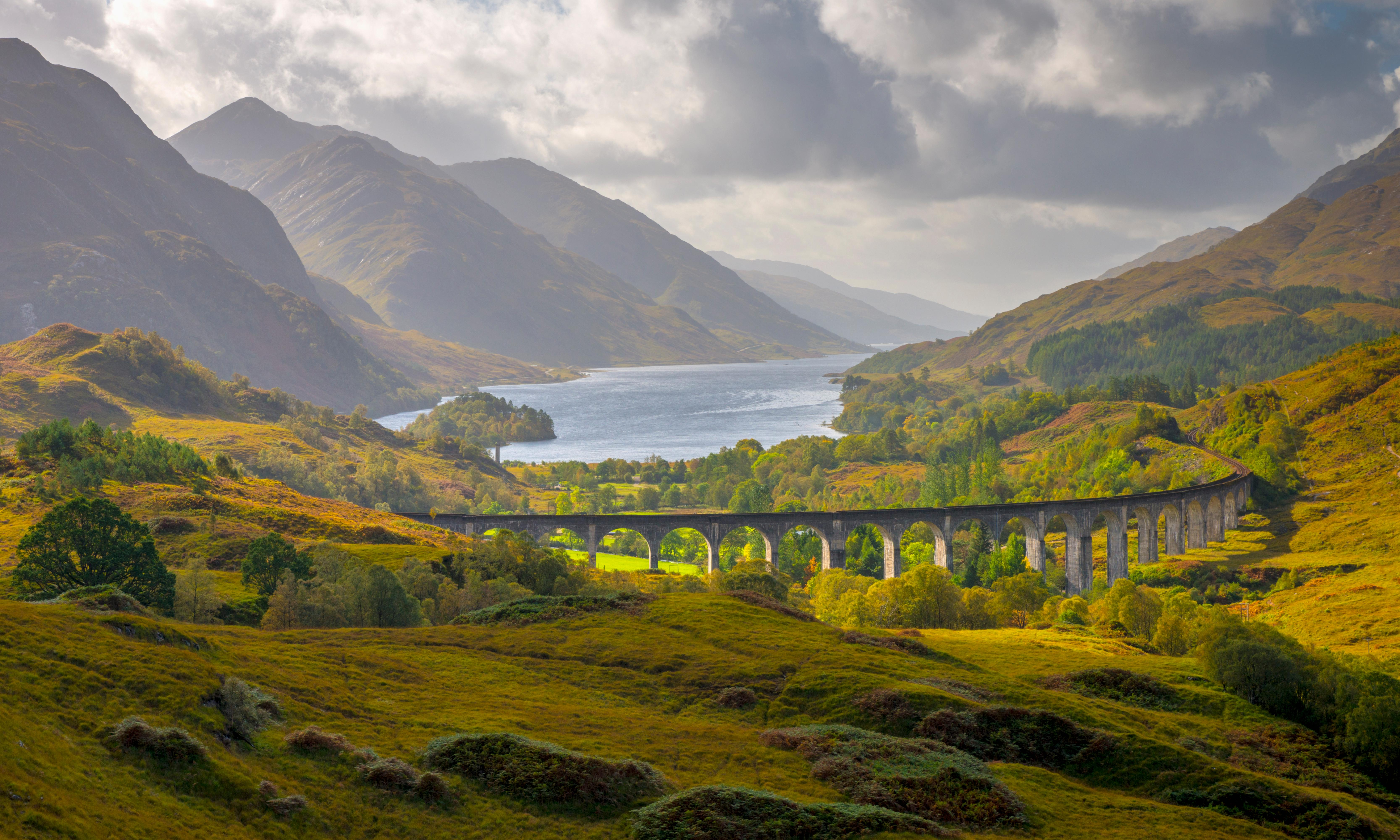 18 of the world's best rail journeys