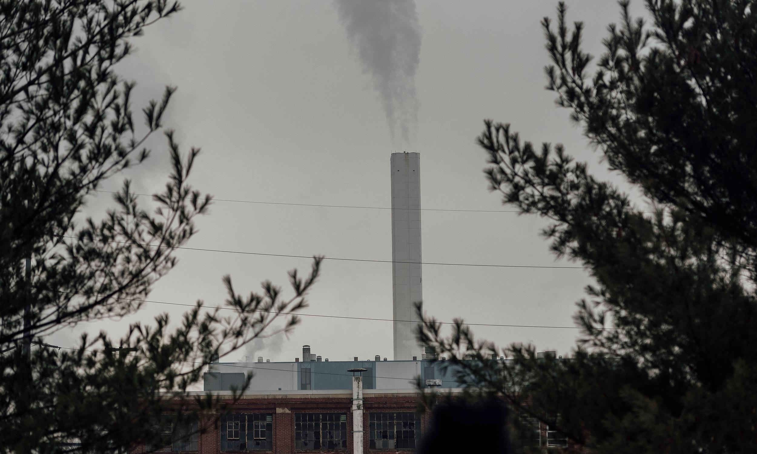 Revealed: 1.6m Americans live near the most polluting incinerators in the US
