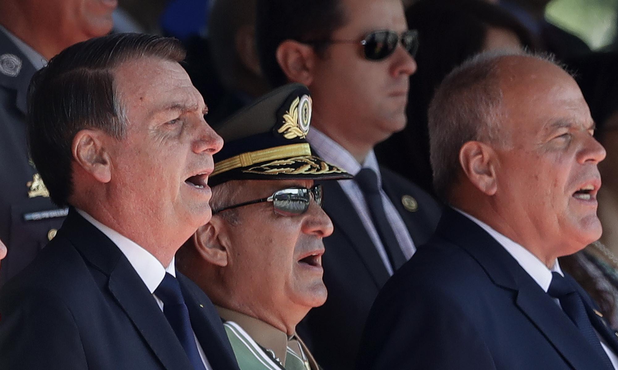 Bolsonaro's motorbike escapade provokes helmet backlash