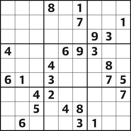 Sudoku 4,510 medium