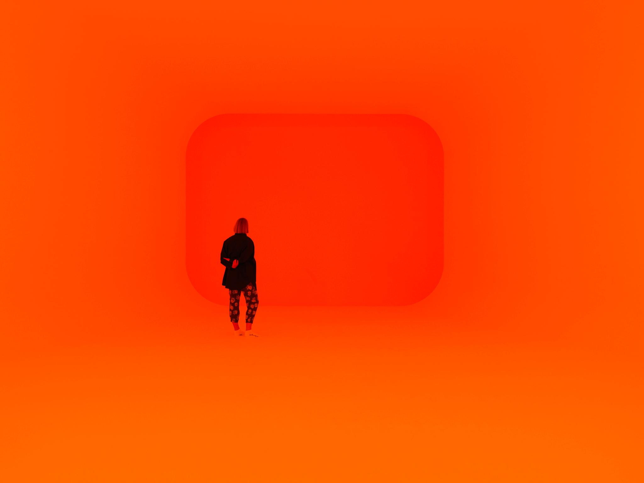 Blinded by the light: James Turrell obliterates the senses in stunning new Mona wing