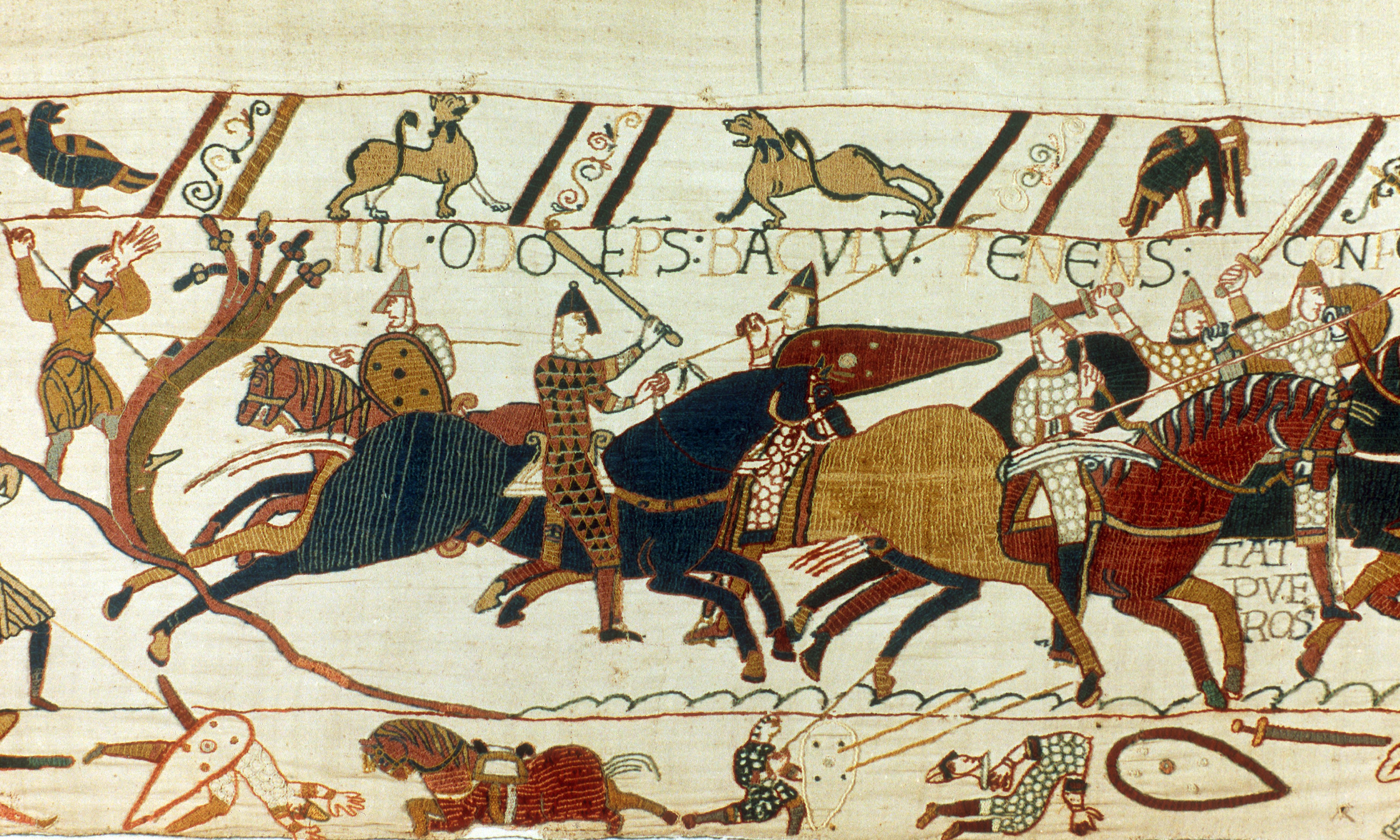 Let battle commence over Bayeux