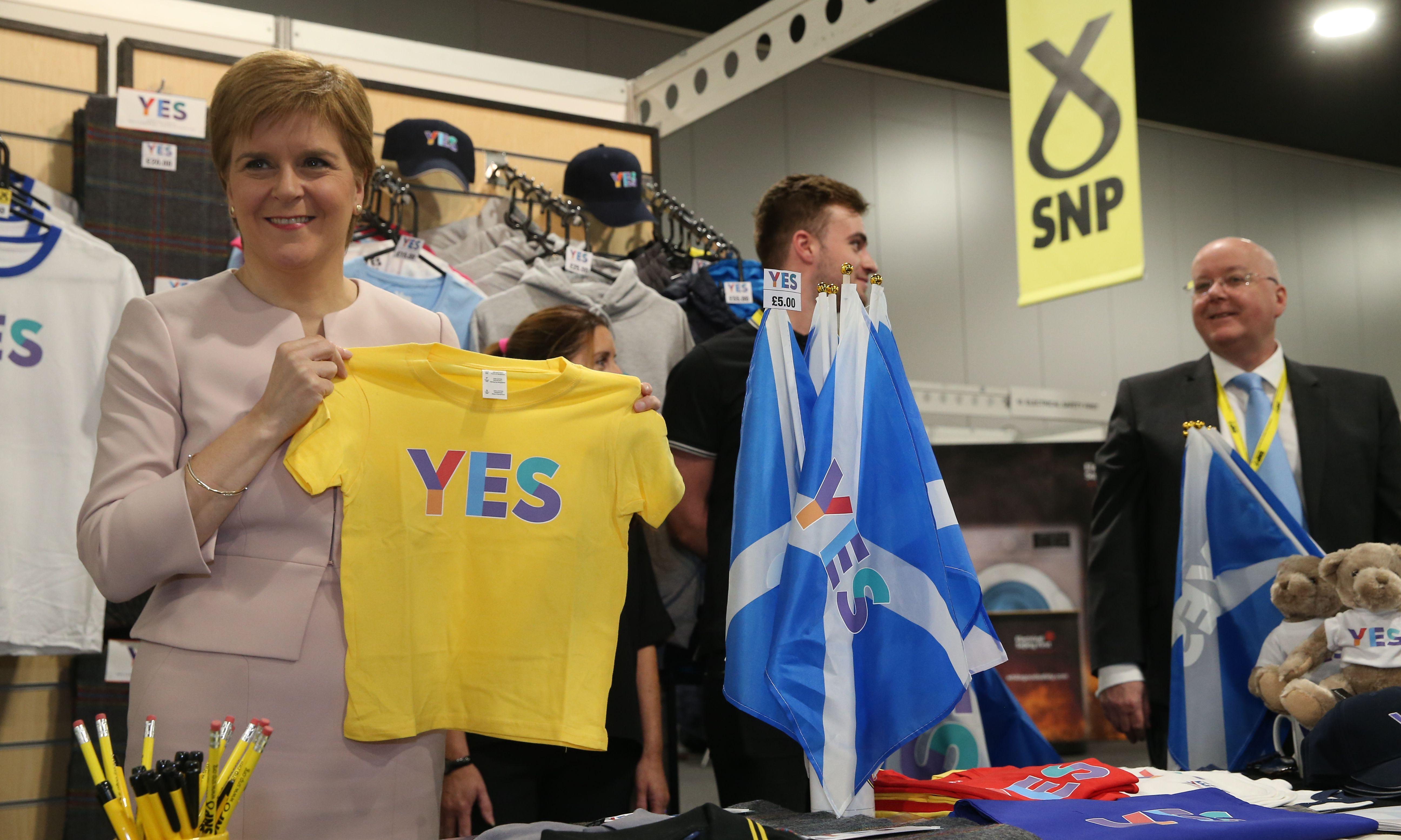 Nicola Sturgeon's independence plan has a fundamental weakness