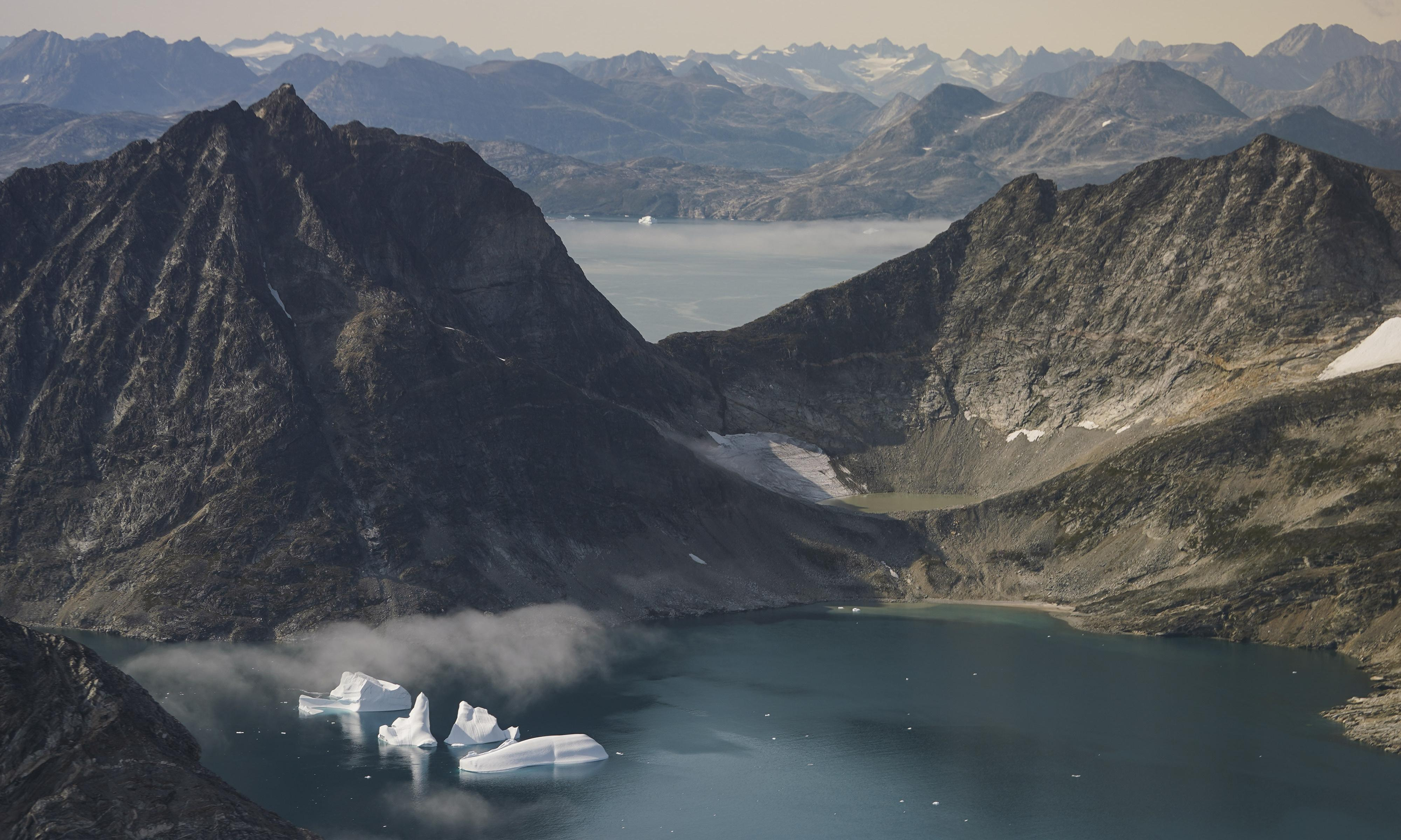 Donald Trump reportedly wants to purchase Greenland from Denmark