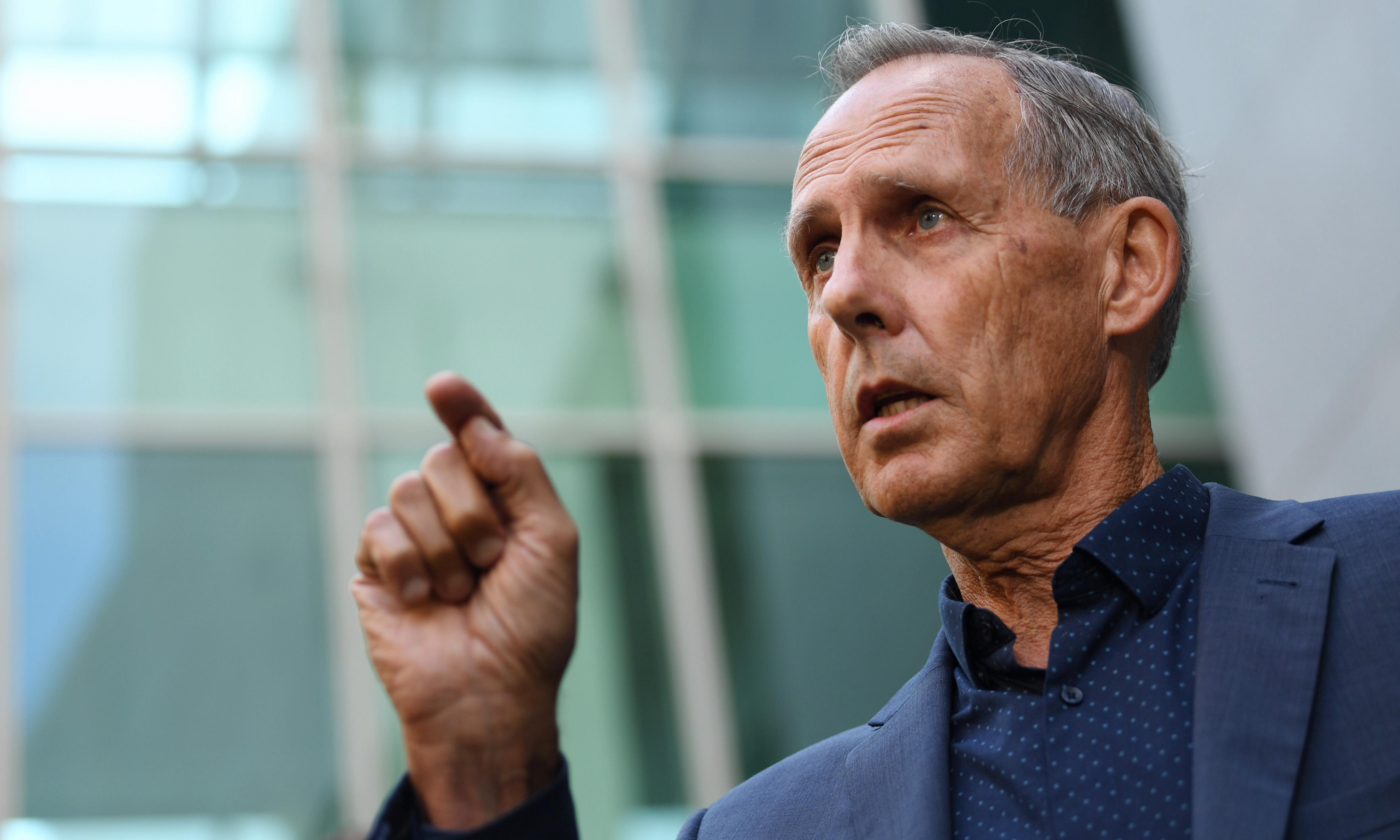 The attacks on Bob Brown for opposing a windfarm are exhausting and hypocritical