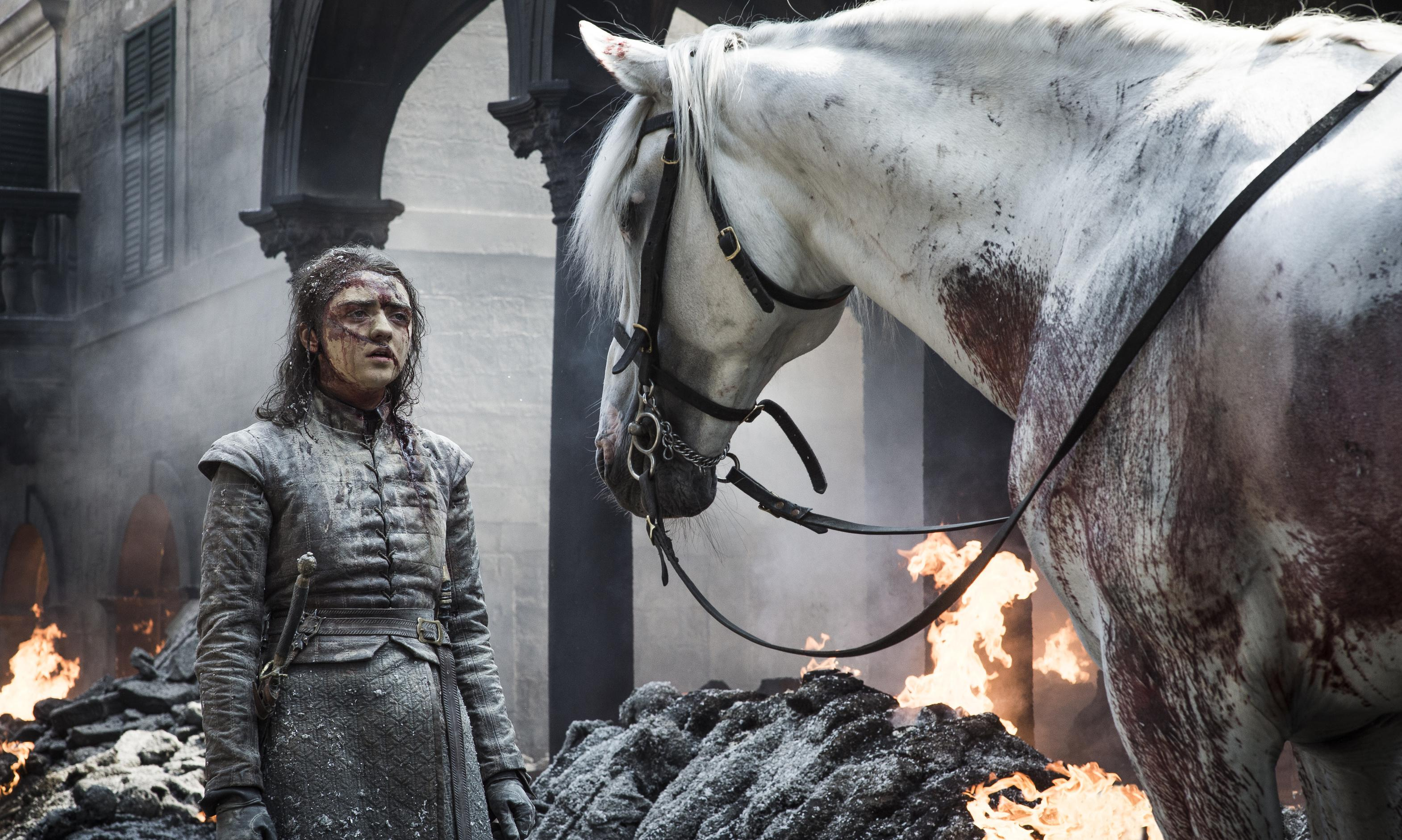 Stop the nitpicking! This season of Game of Thrones is miraculous