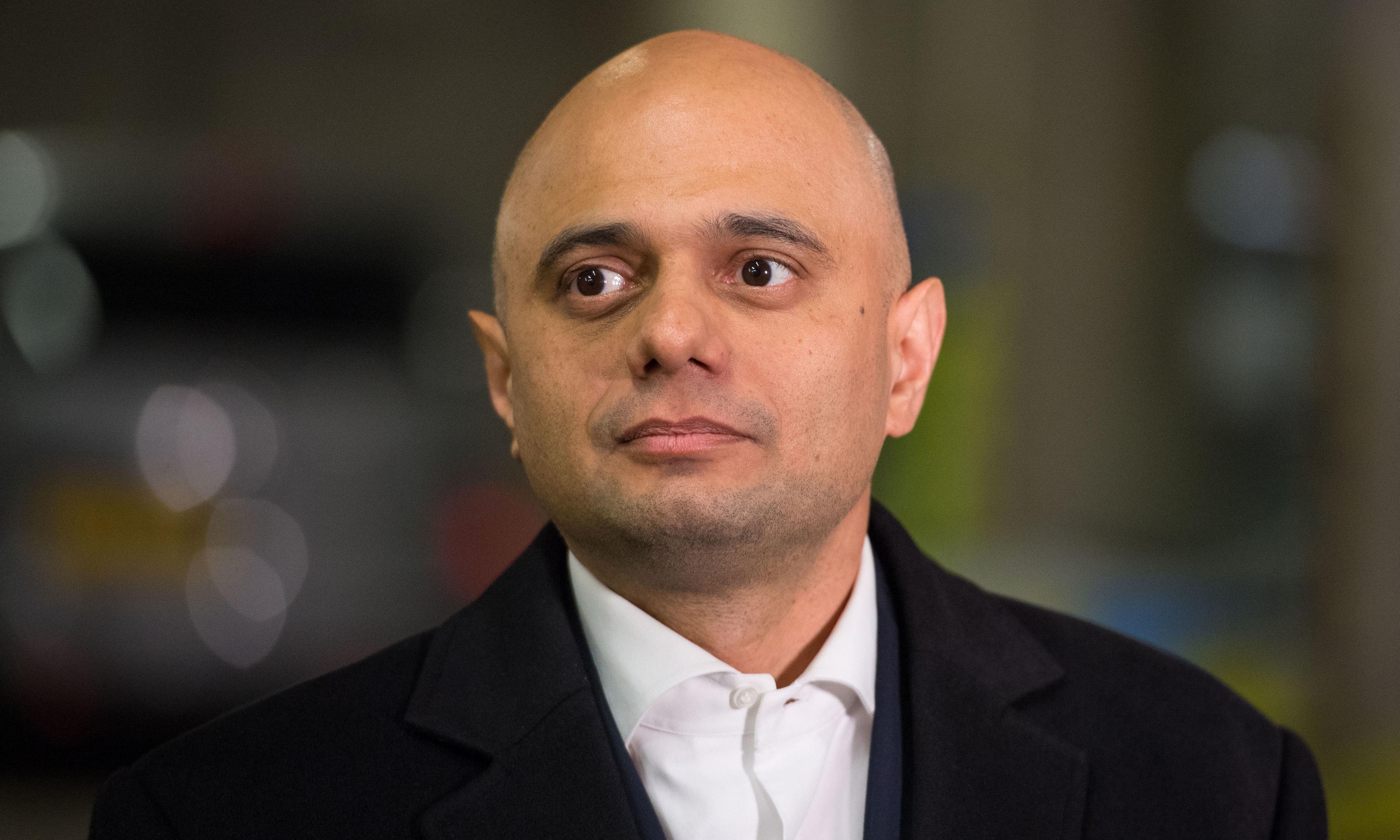 Sajid Javid warns EU counterparts of joint policing 'disruption'