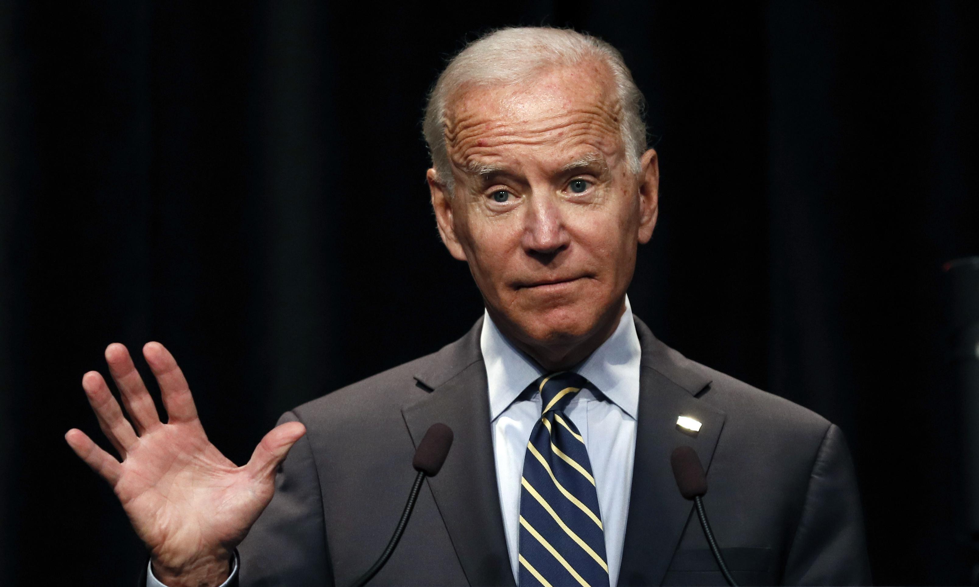 Joe Biden inspires no one — not even his own wife