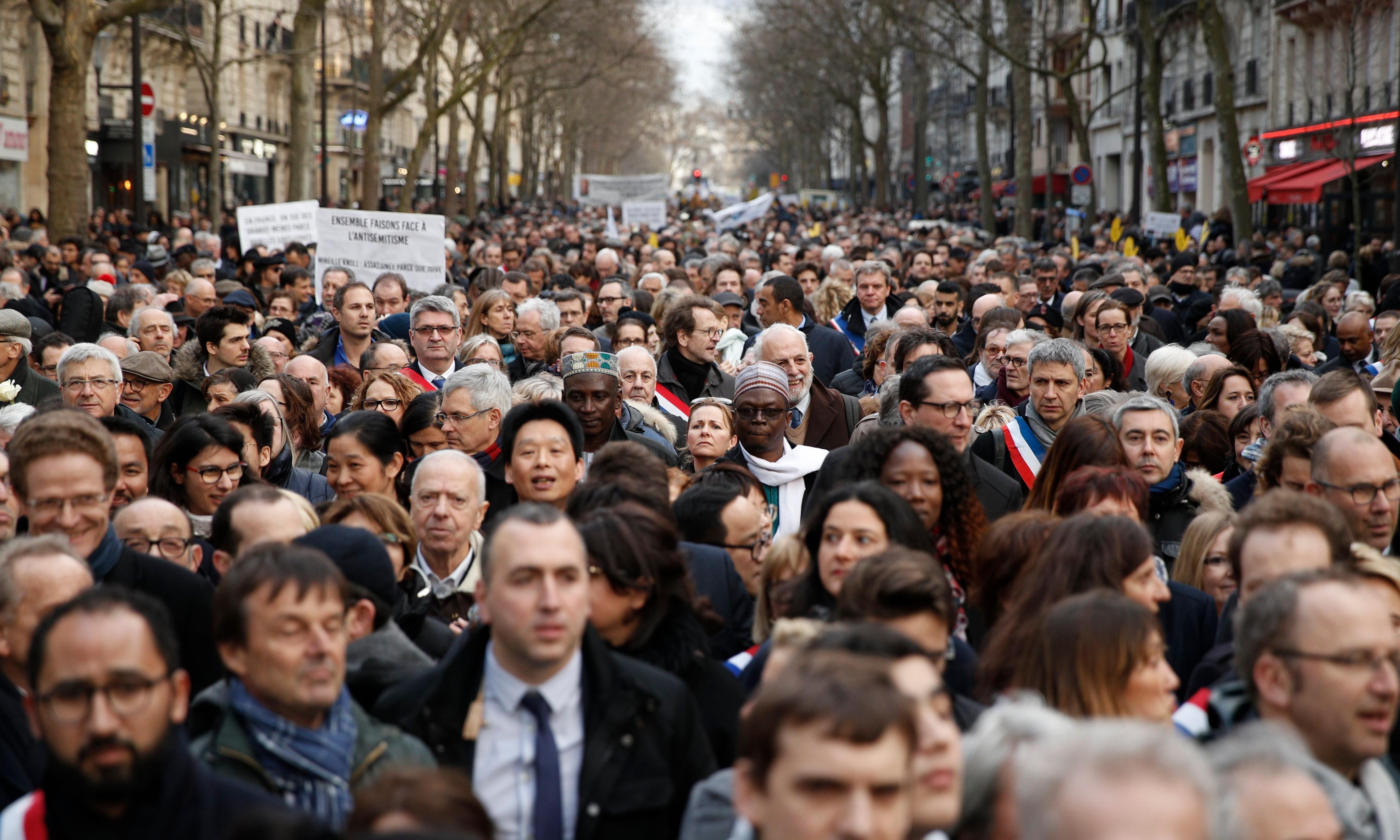 How the murders of two elderly Jewish women shook France