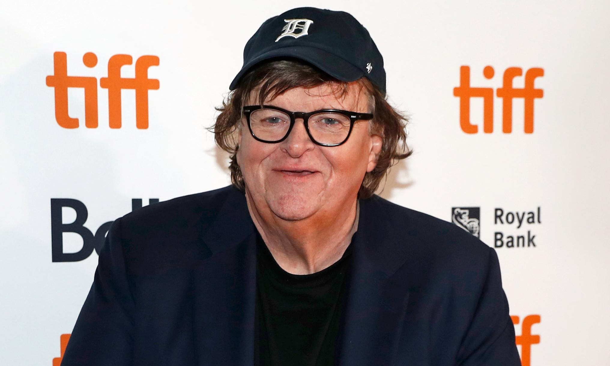 Michael Moore says Fahrenheit 11/9 is 'beginning of the end for Trump'