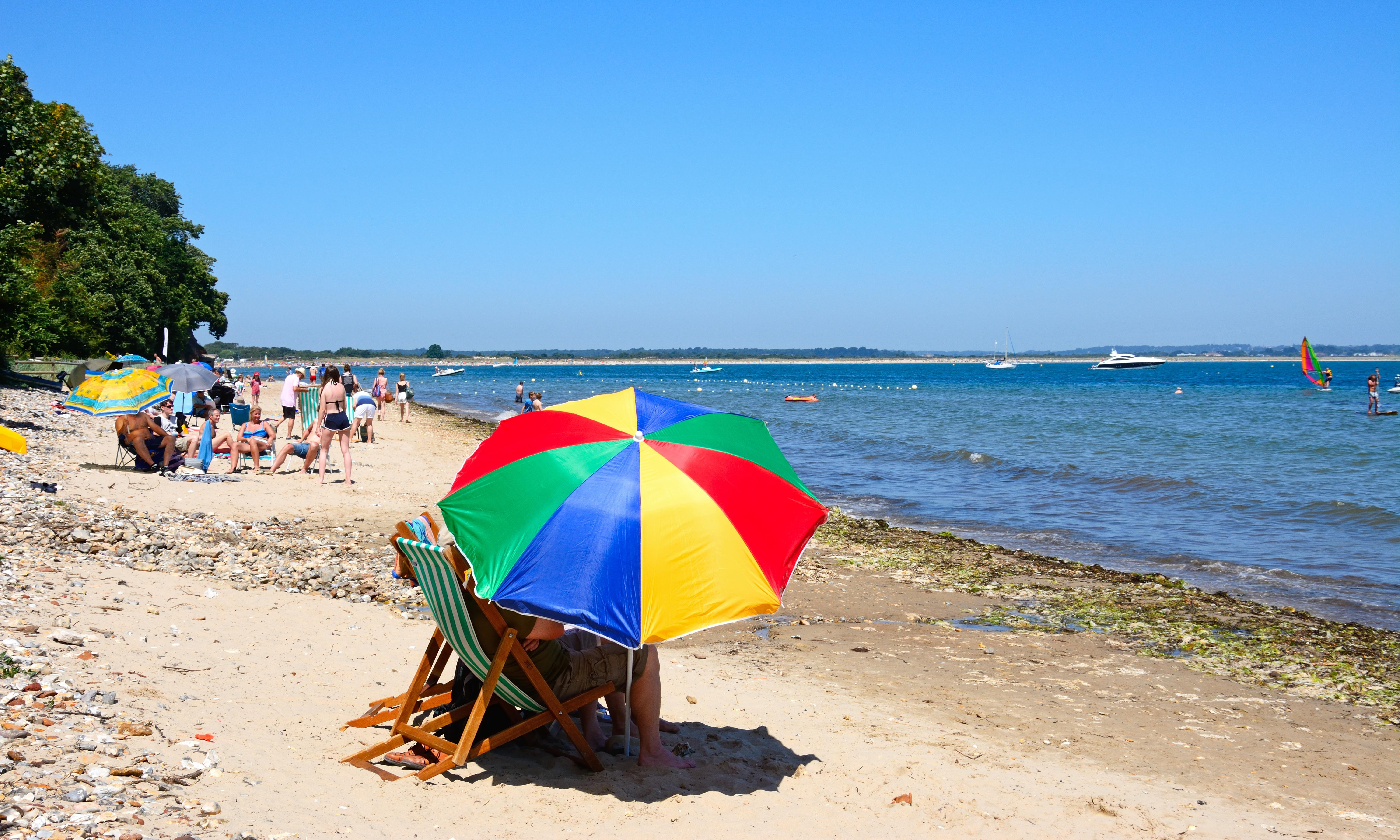 UK weather: record August bank holiday temperature expected