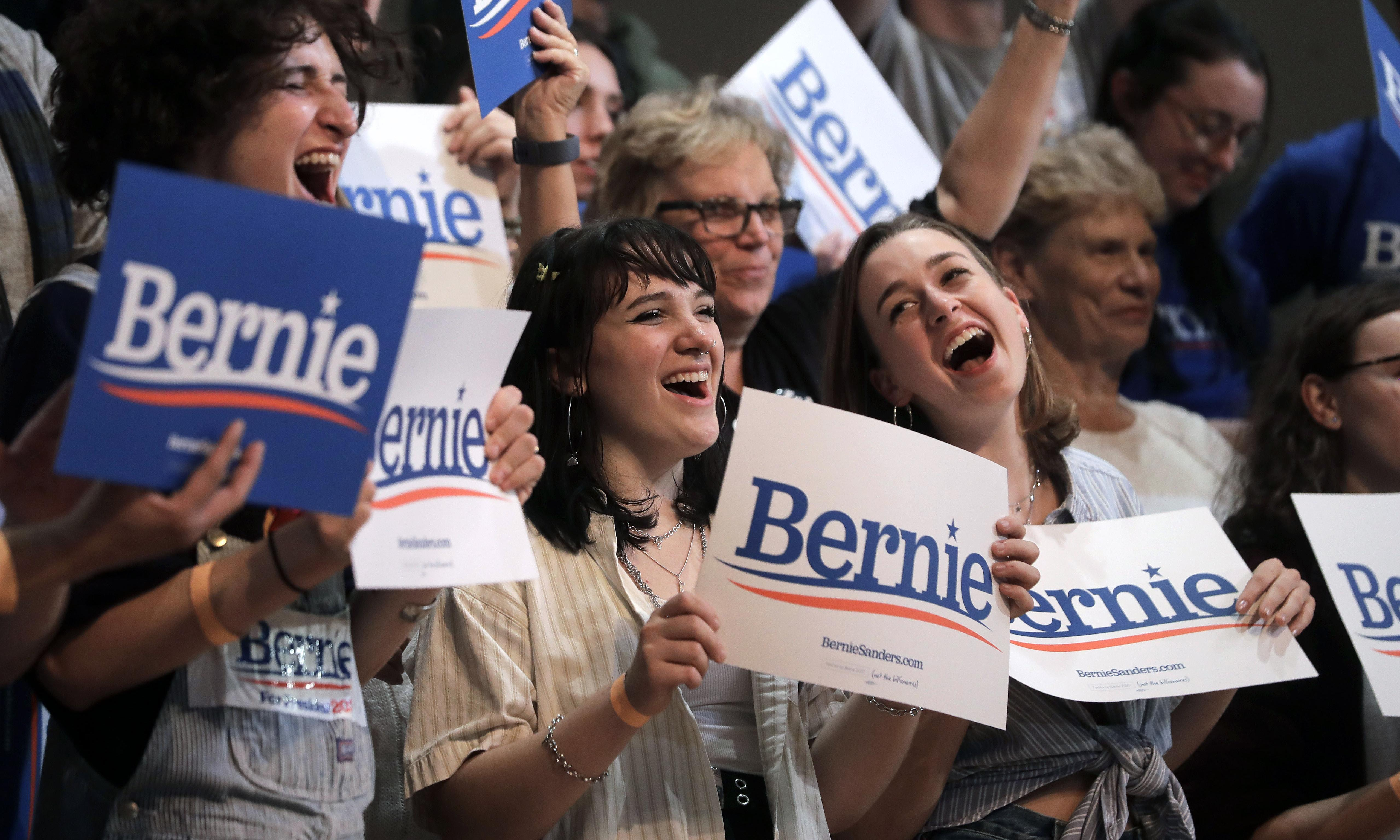 Wednesday briefing: Sanders wins New Hampshire primary