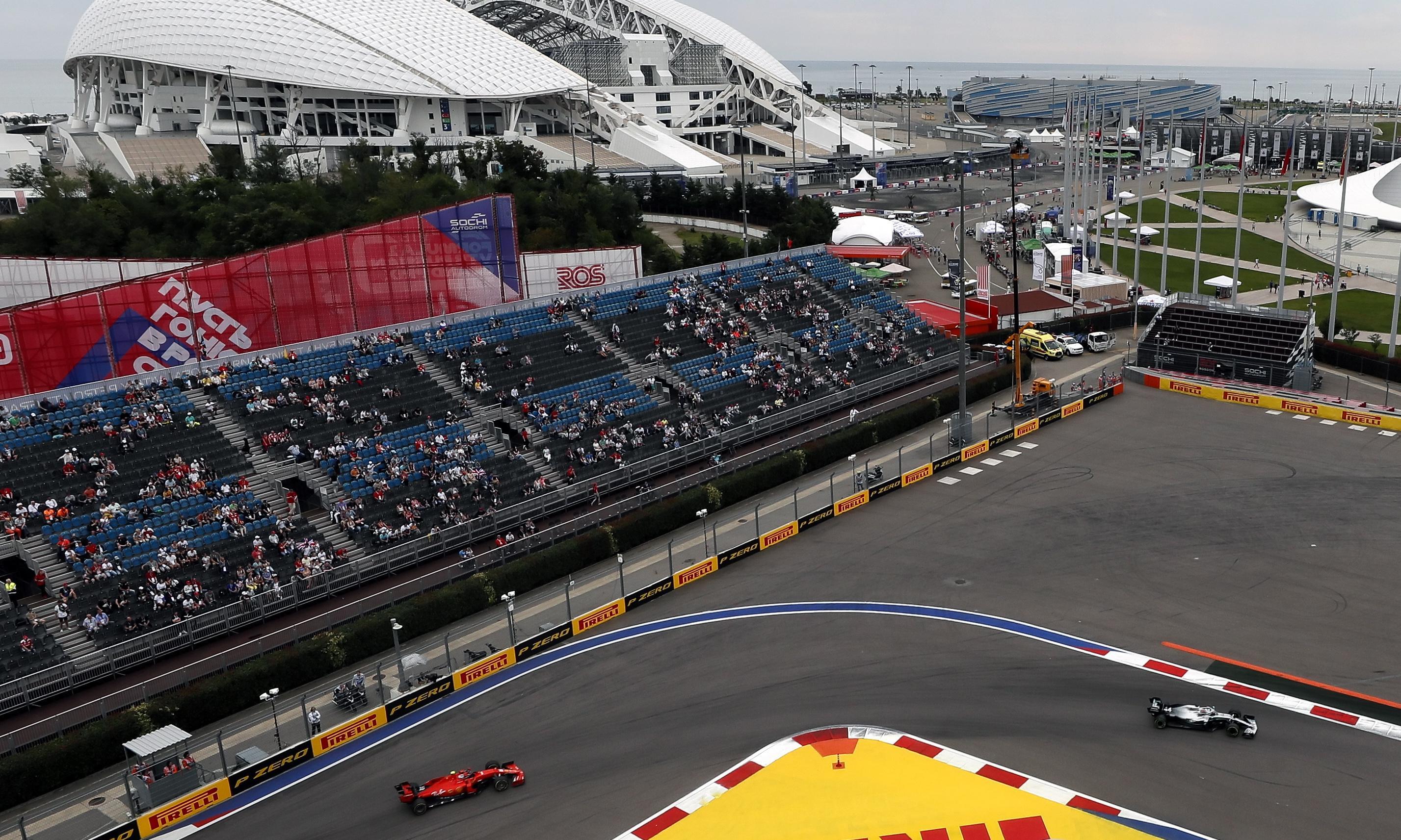 Sochi will test Ferrari revival but Charles Leclerc offers hopeful signs