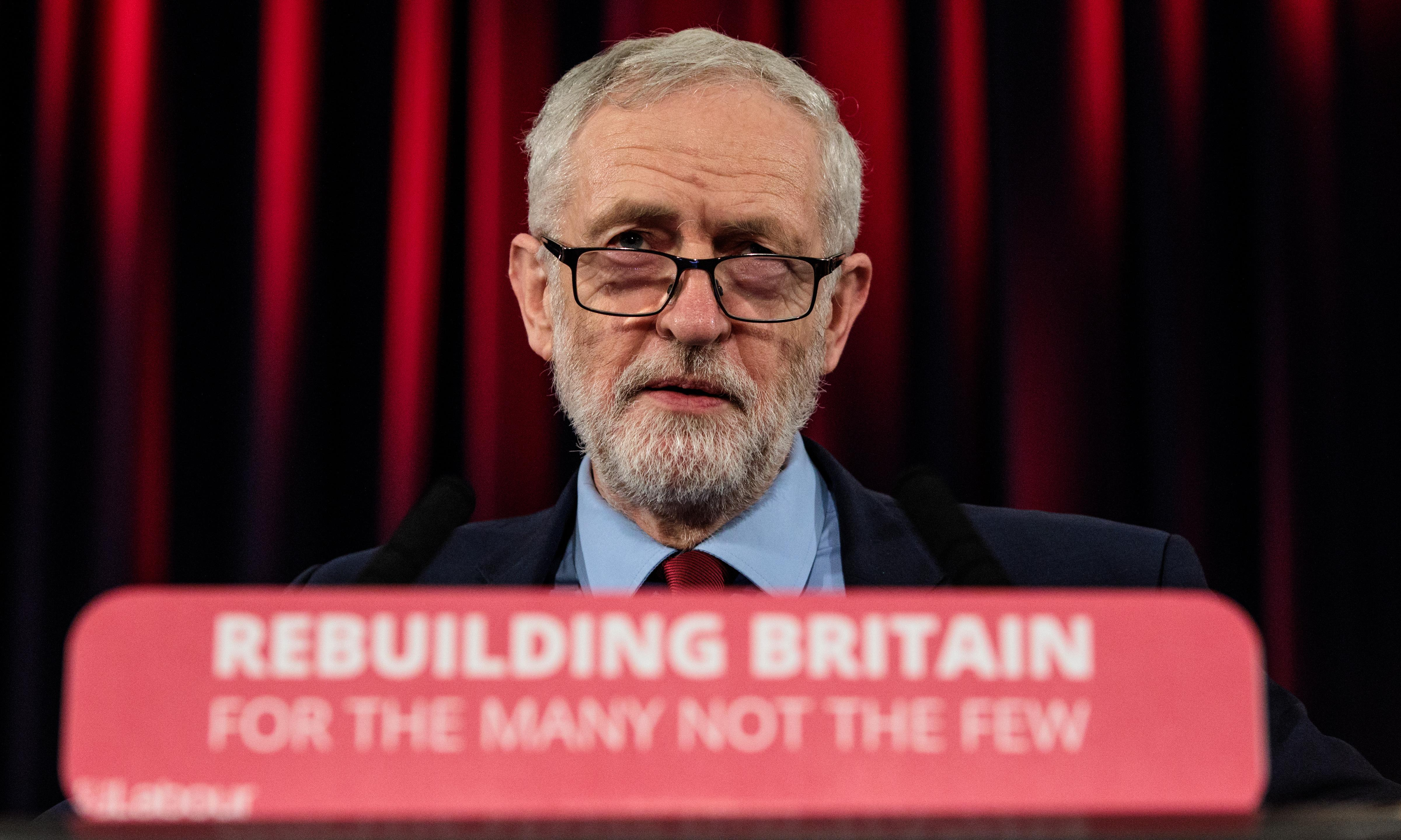 Thursday briefing: Corbyn – make me PM to stop no deal