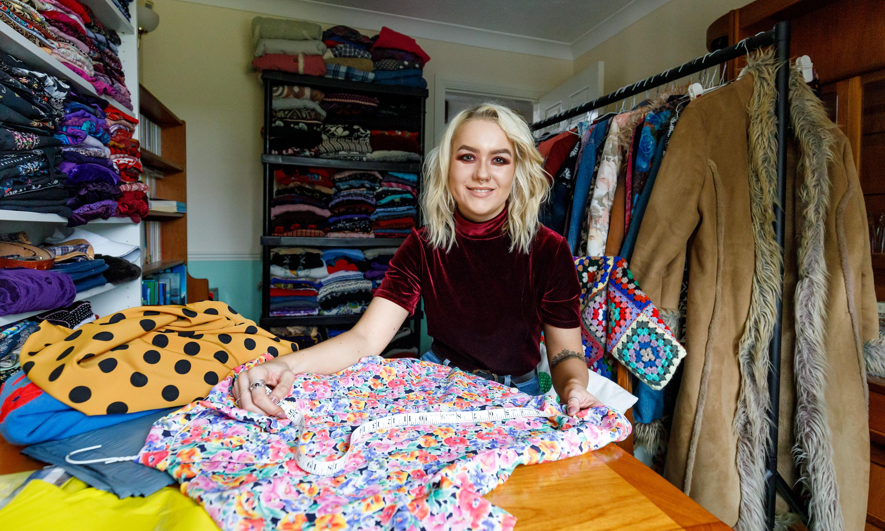 'Don't feed the monster!' The people who have stopped buying new clothes