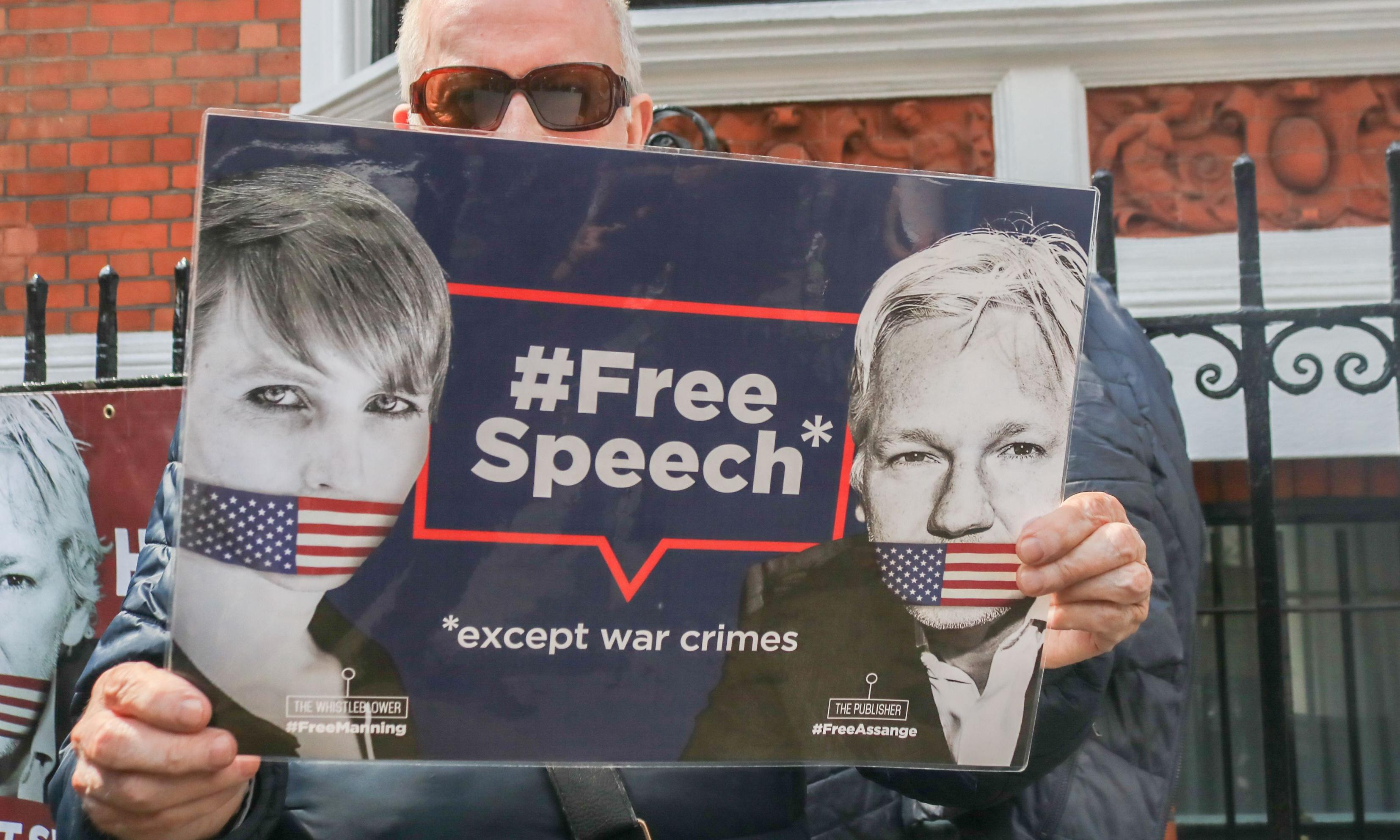 Julian Assange: Australian government urged to intervene