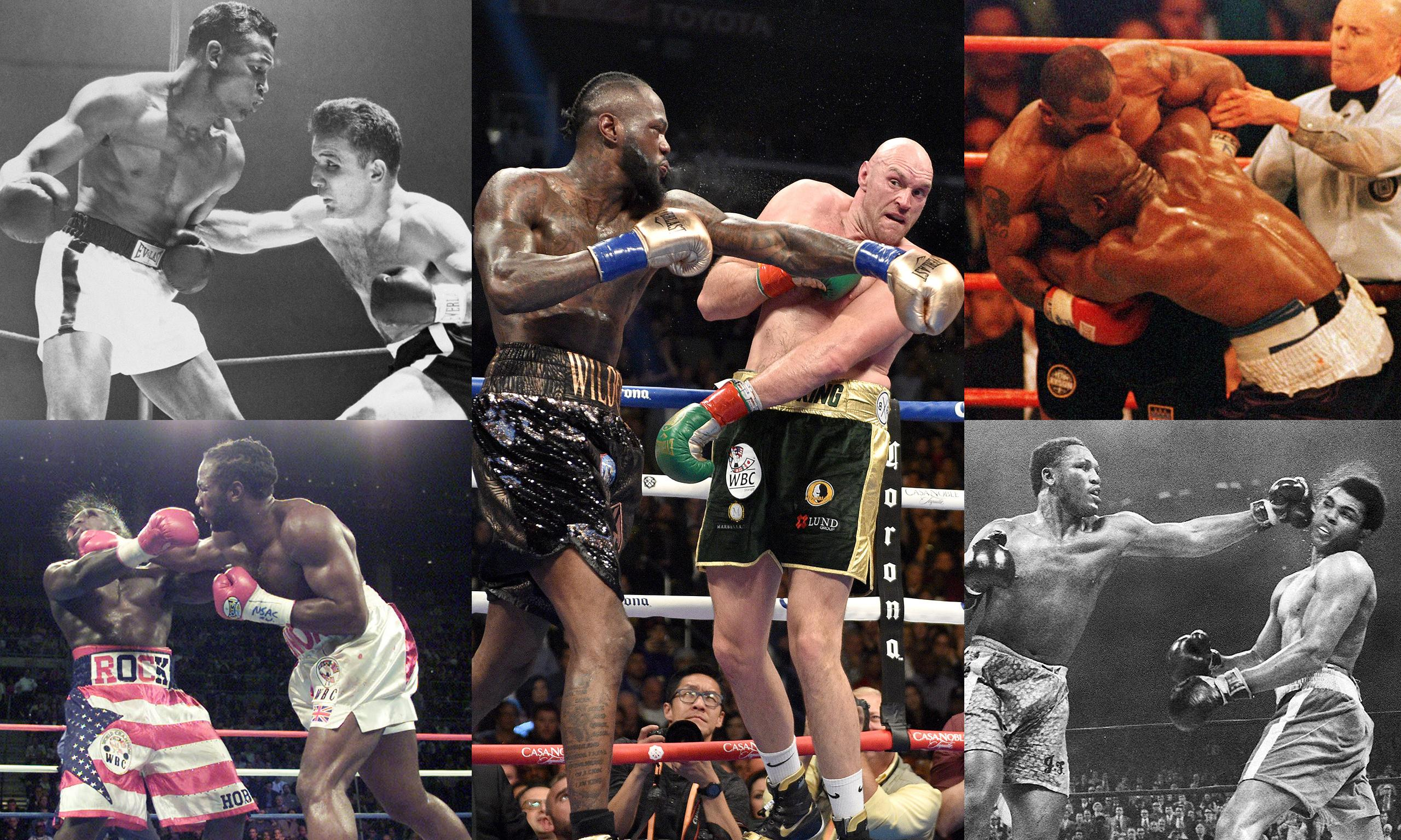 Boxing quiz: Deontay Wilder, Tyson Fury and the history of rematches