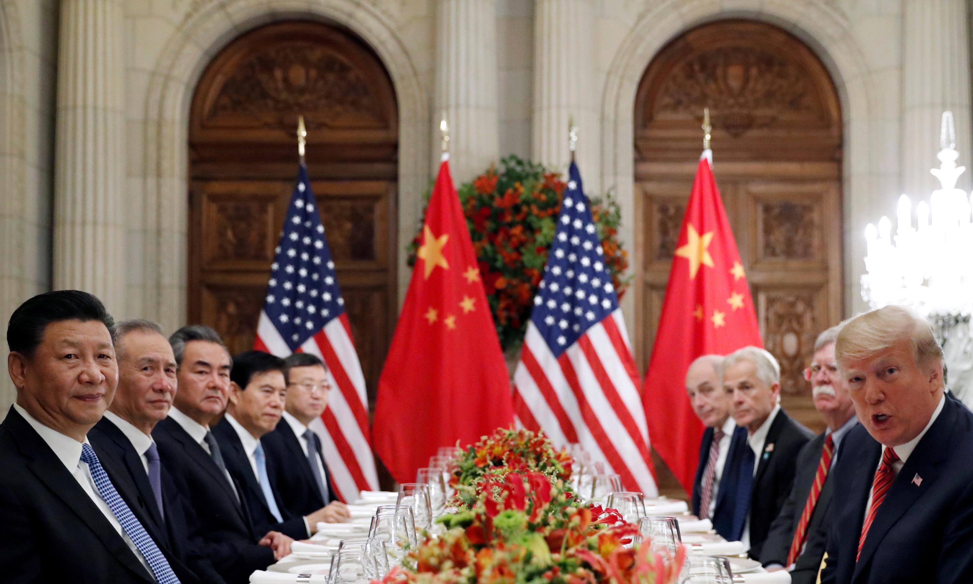 US briefing: China trade war, Uber IPO and fake heiress sentenced
