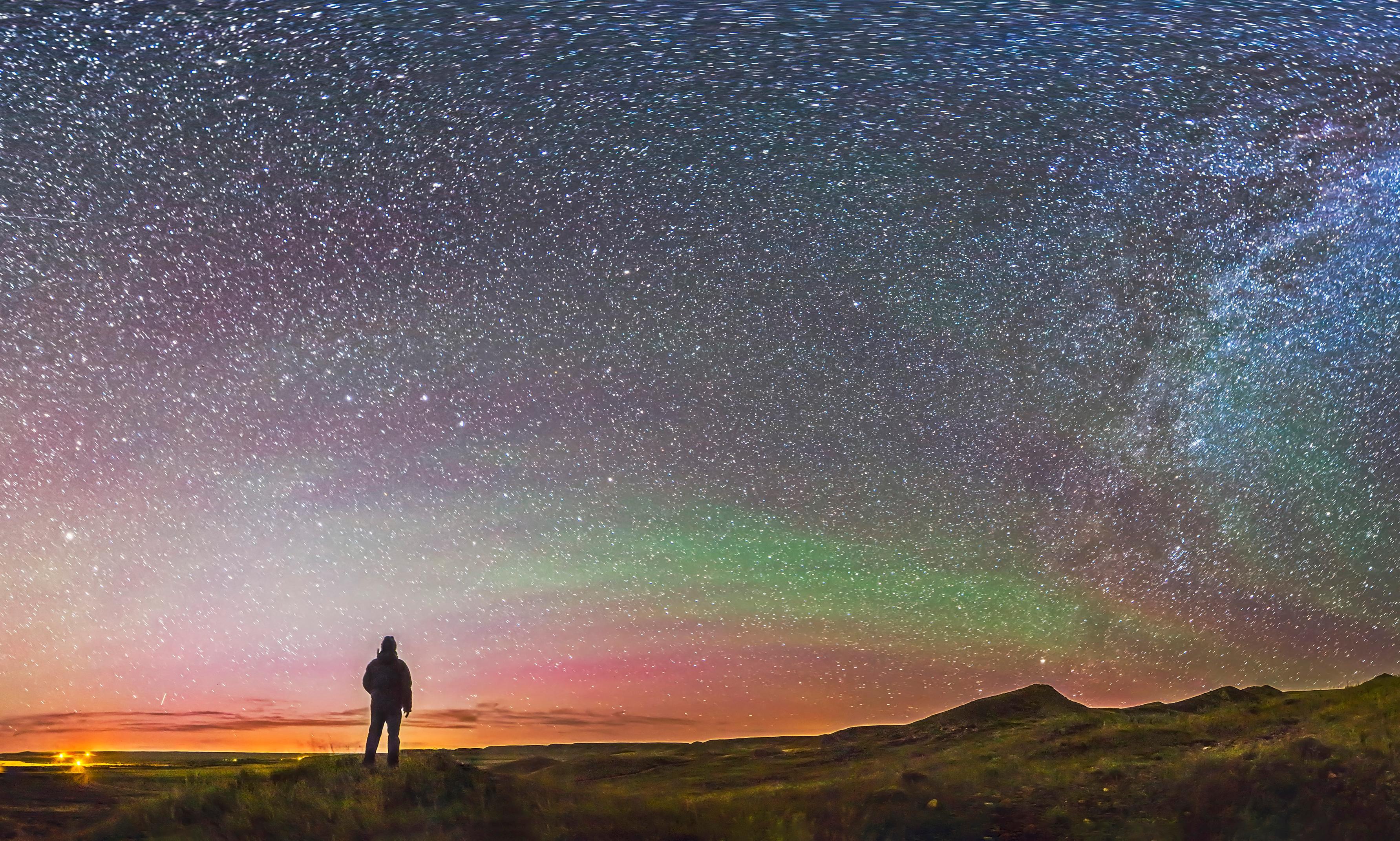 Bright nights: scientists explain rare phenomenon of 'nocturnal sun'