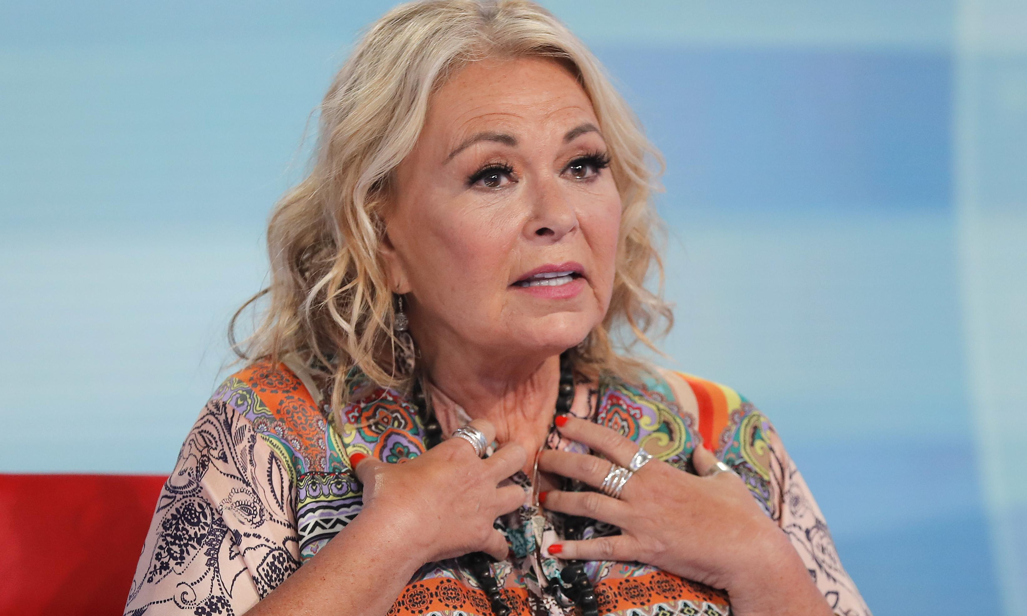 'She destroyed my life': Roseanne Barr blames co-star Sara Gilbert for sitcom's demise