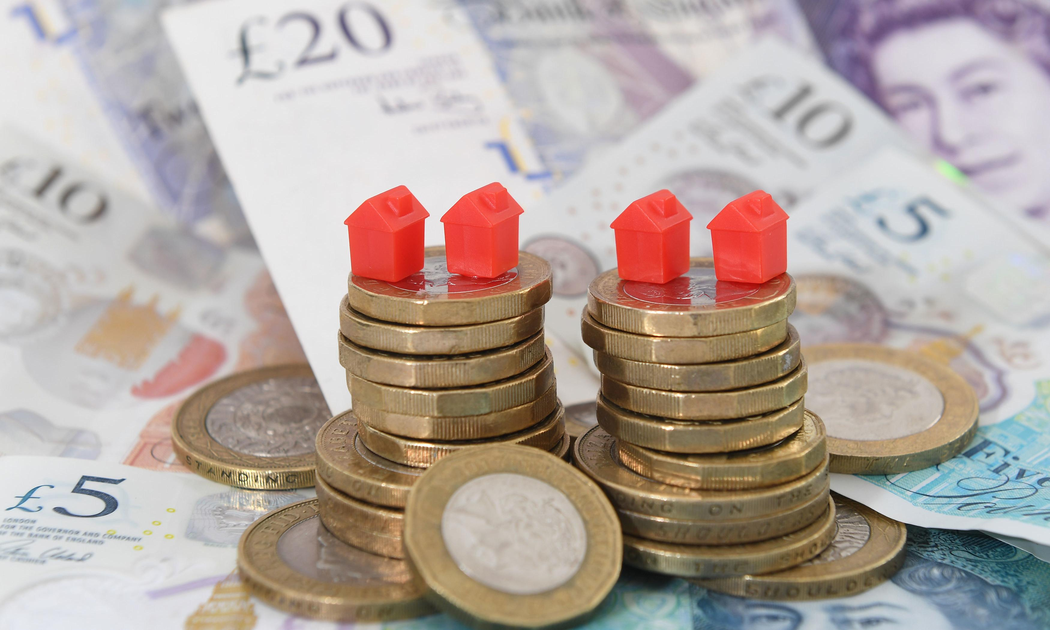 How can we remortgage when my husband is aged 62?