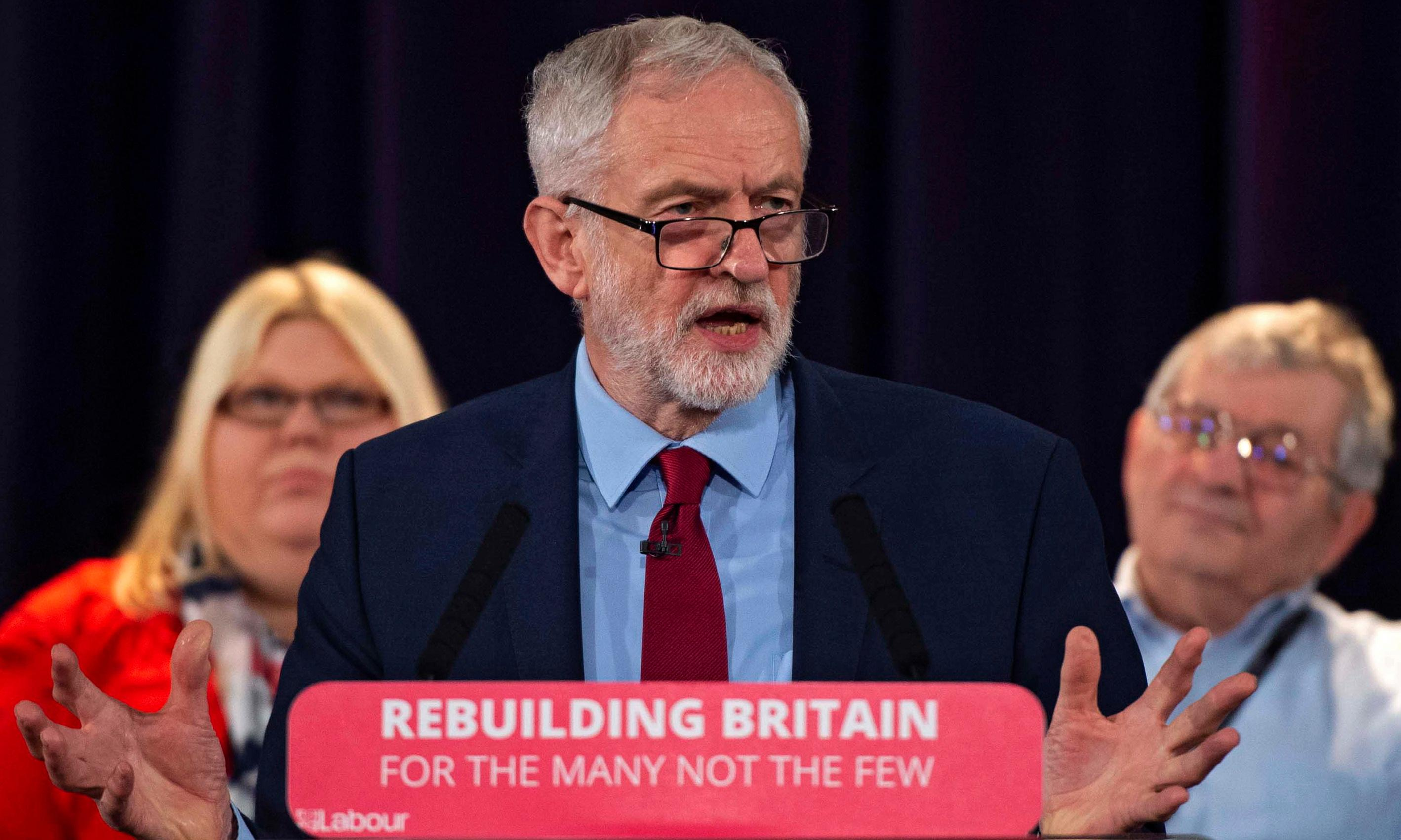 Voters less likely to back Labour with 'stop Brexit' policy, leaked poll suggests