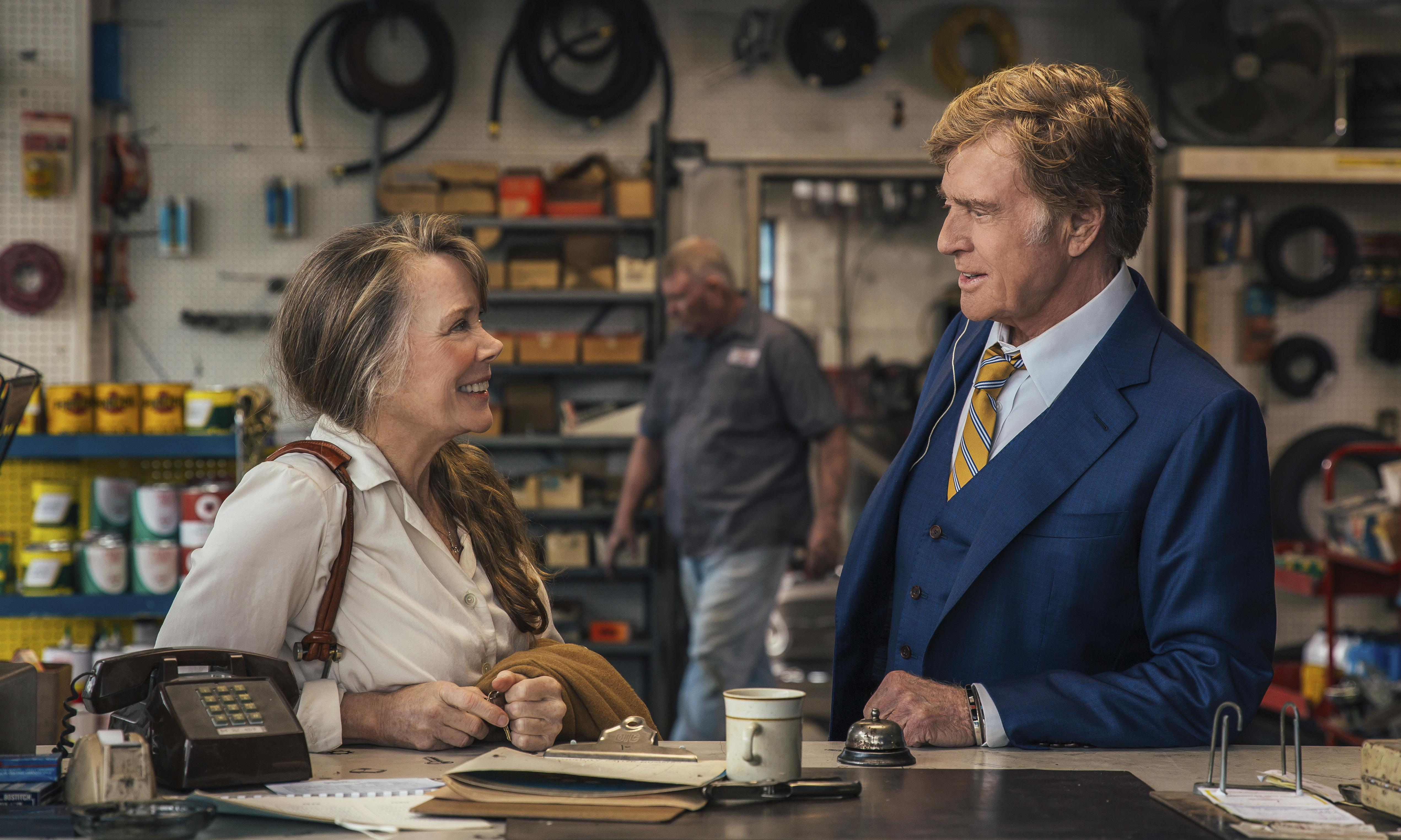 The Old Man and the Gun review – Robert Redford twinkles one last time