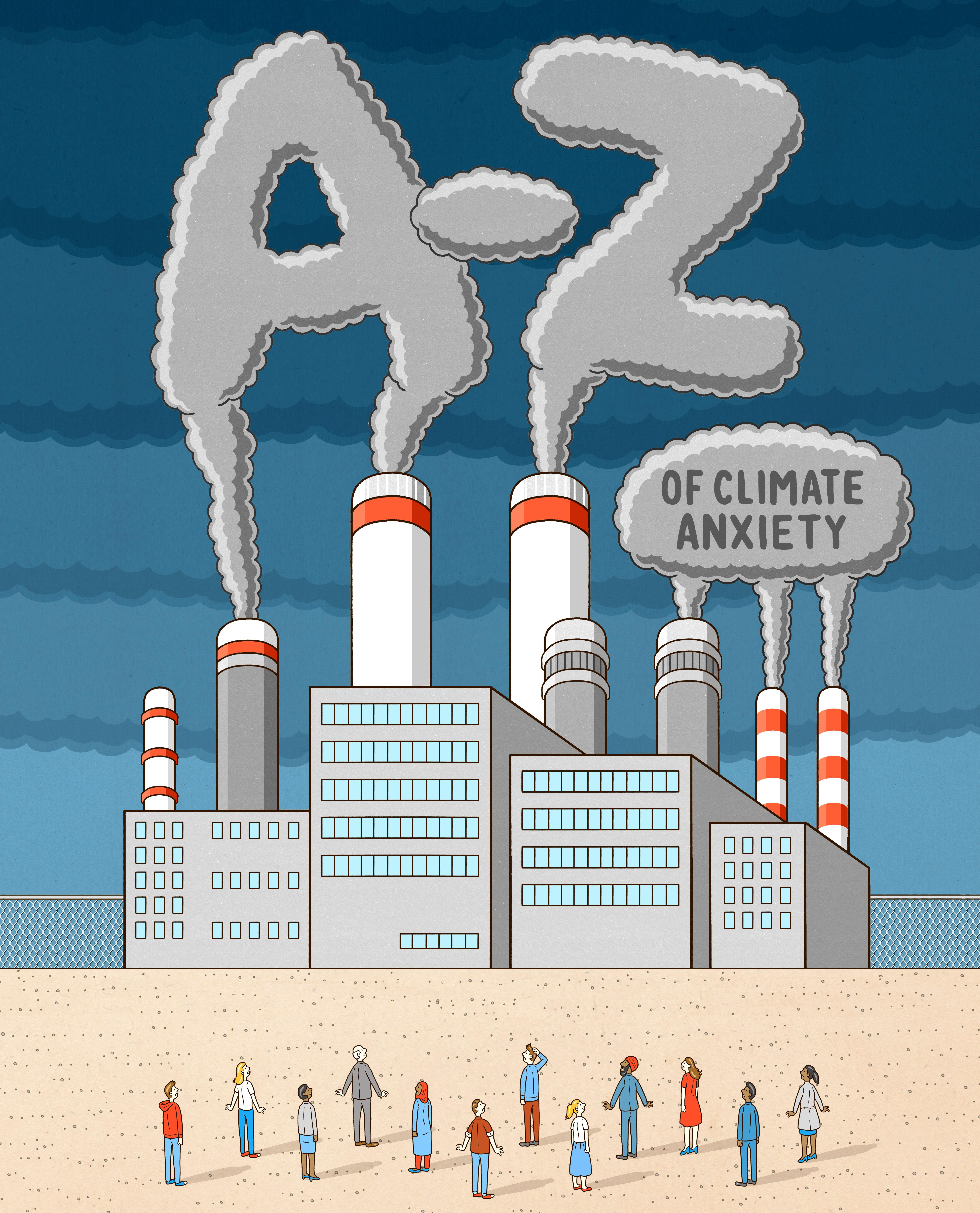 A-Z of climate anxiety: how to avoid meltdown