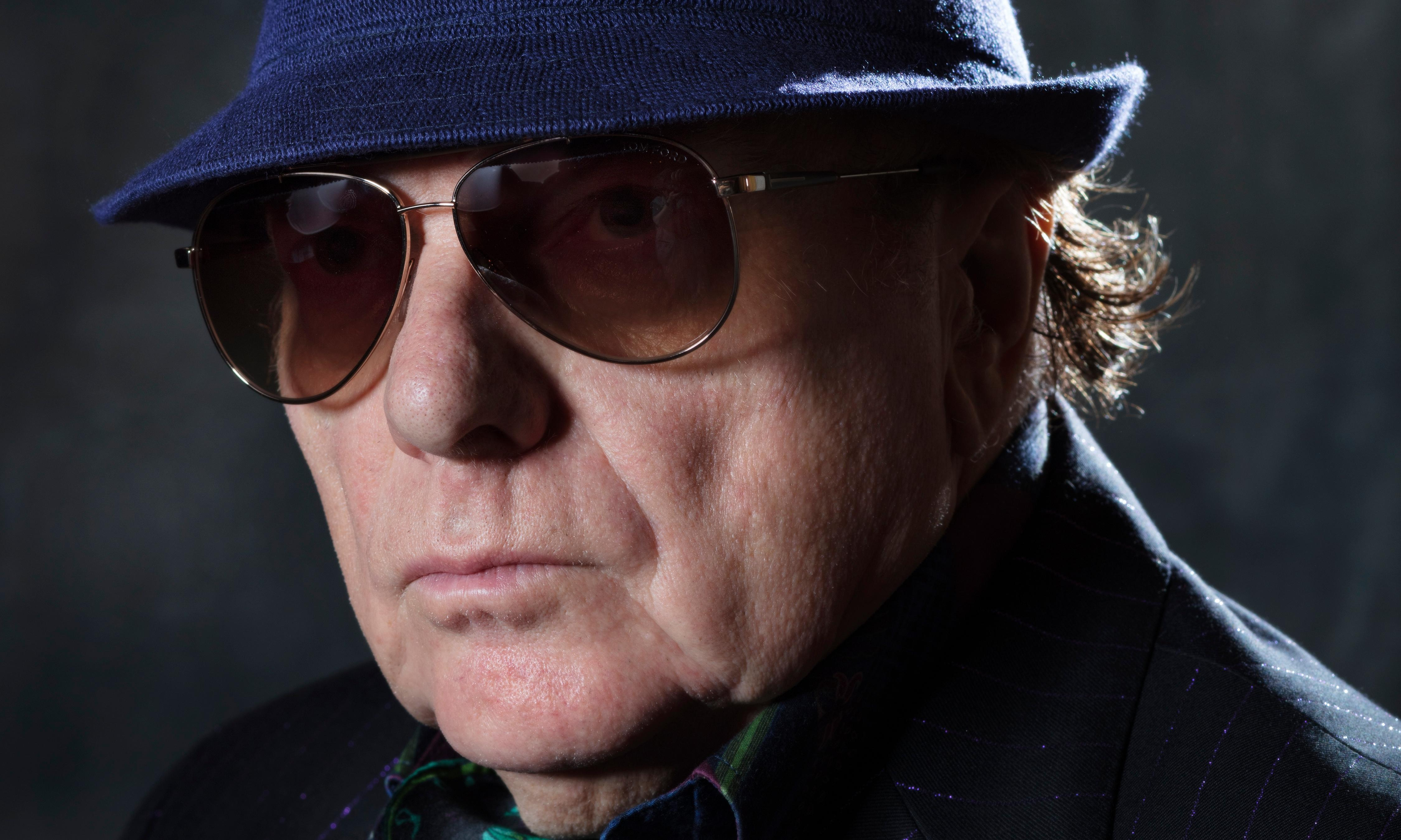 A duel with Van Morrison: 'Is this a psychiatric examination? It sounds like one'