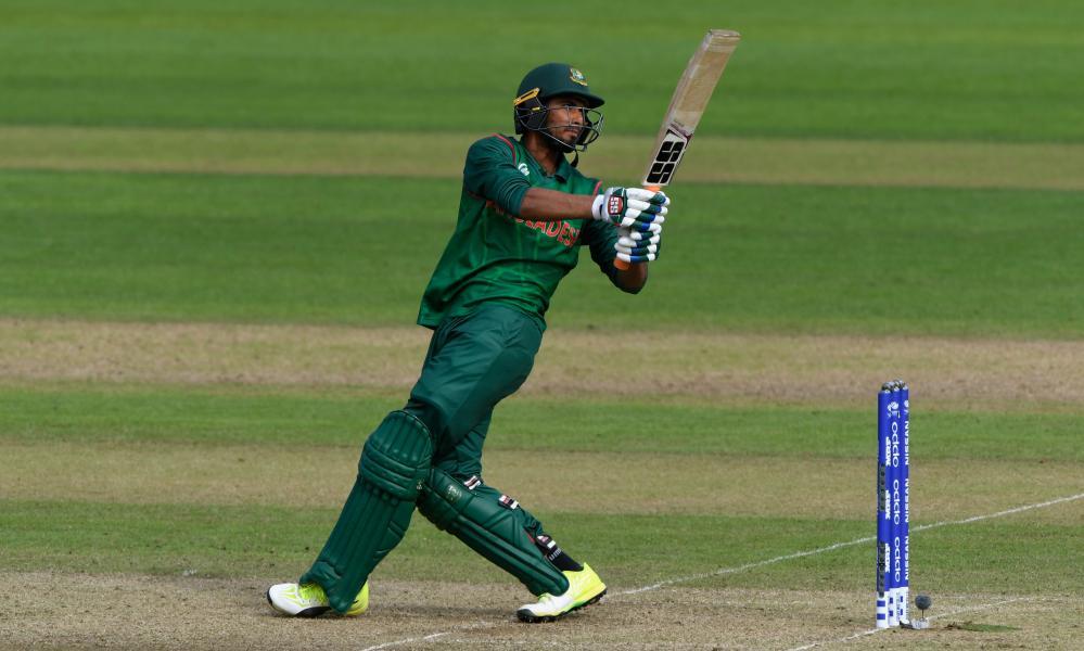 Bangladesh batsman Mohammad Mahmudullah hits out,
