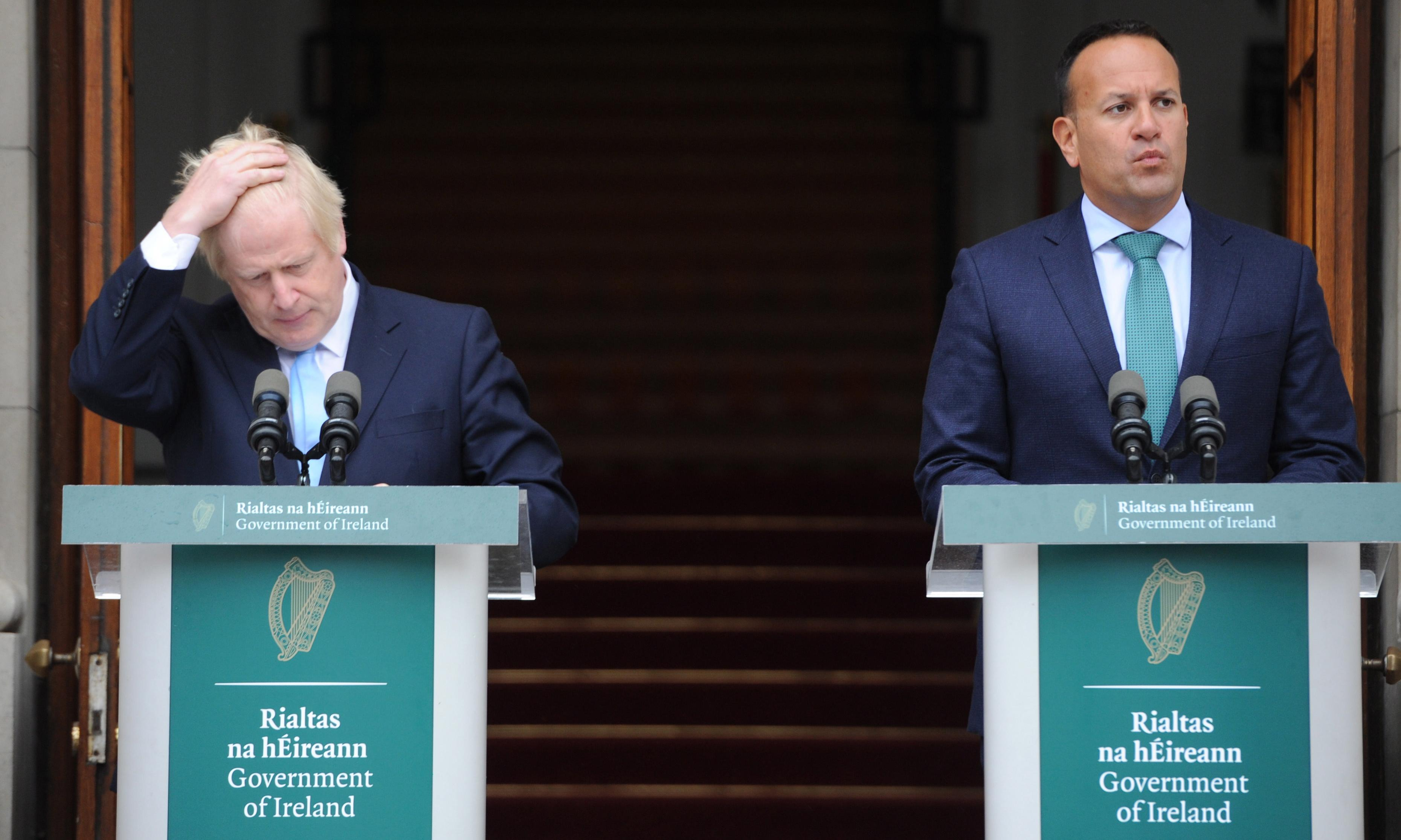 The Guardian view on Boris Johnson's Brexit breach: rift with EU could be here to stay