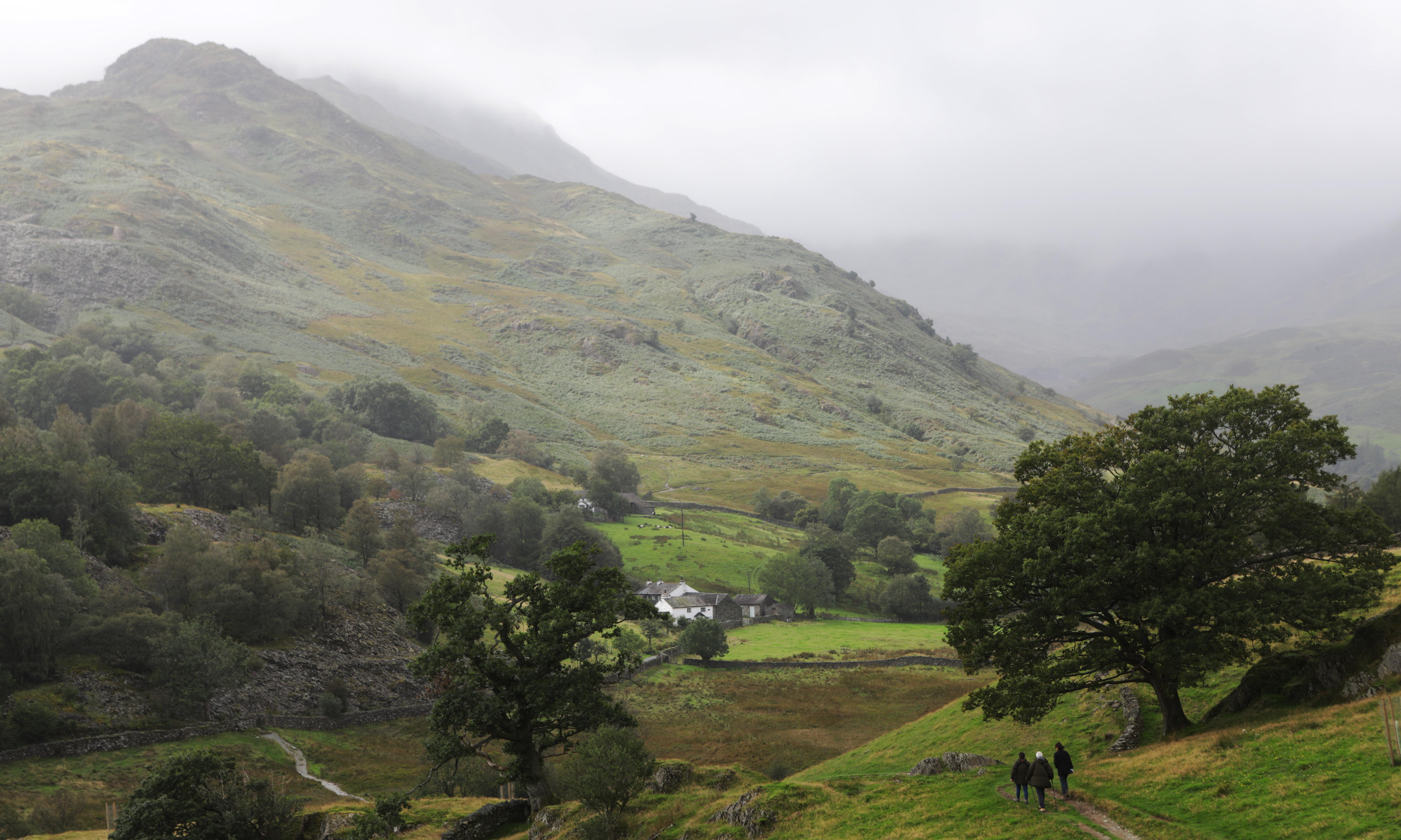 Lake District heritage at risk as thrill-seekers 'chew up' idyllic trails