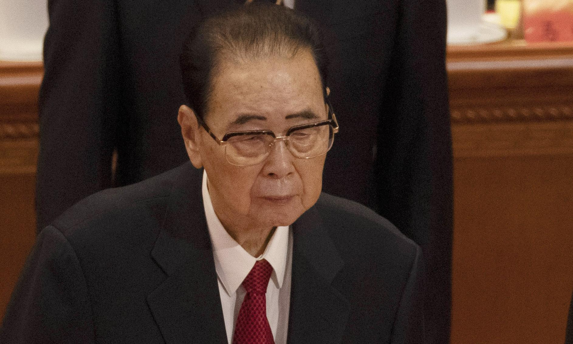 Li Peng: former Chinese premier known as 'Butcher of Beijing' dies aged 90