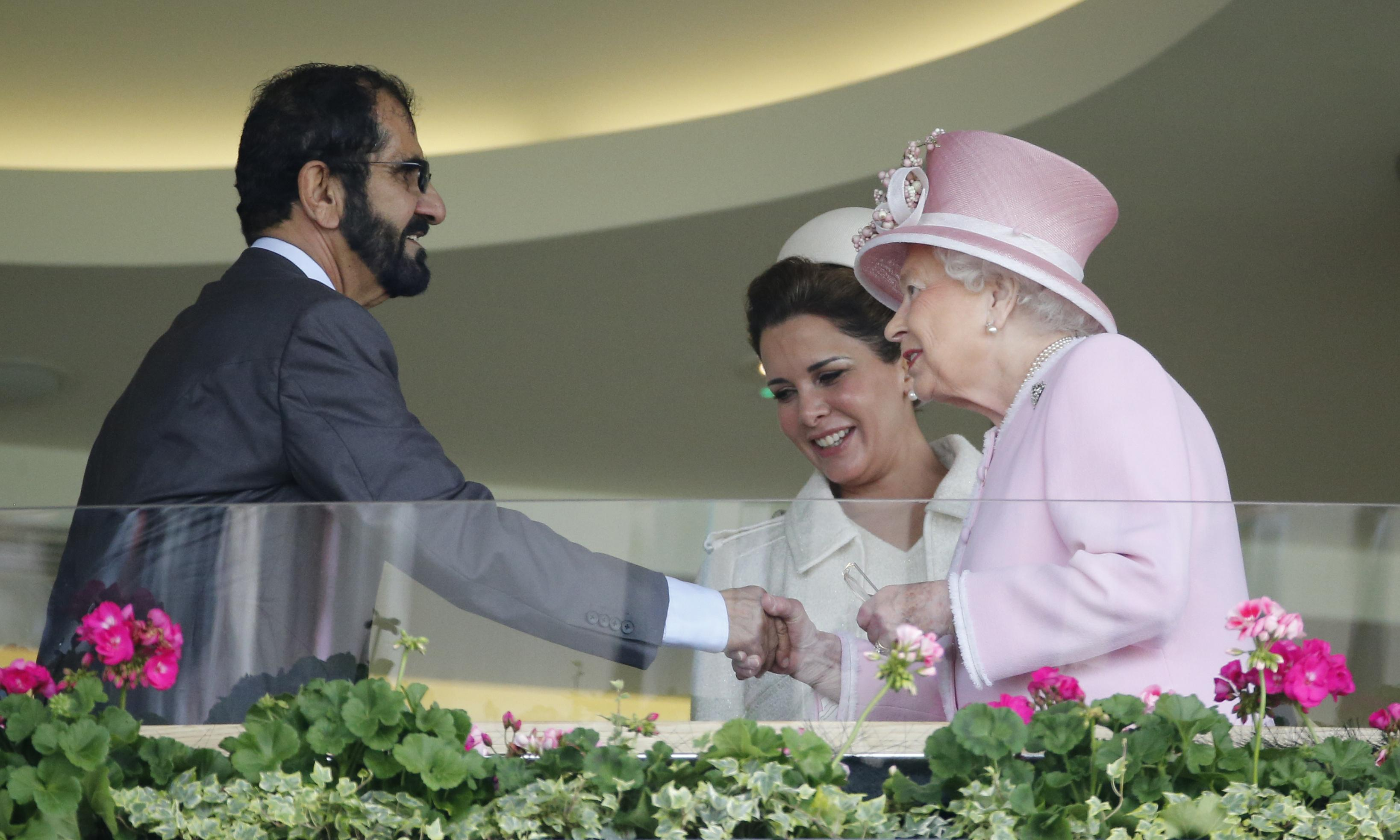 Sheikh Mohammed and Princess Haya say court case concerns their children