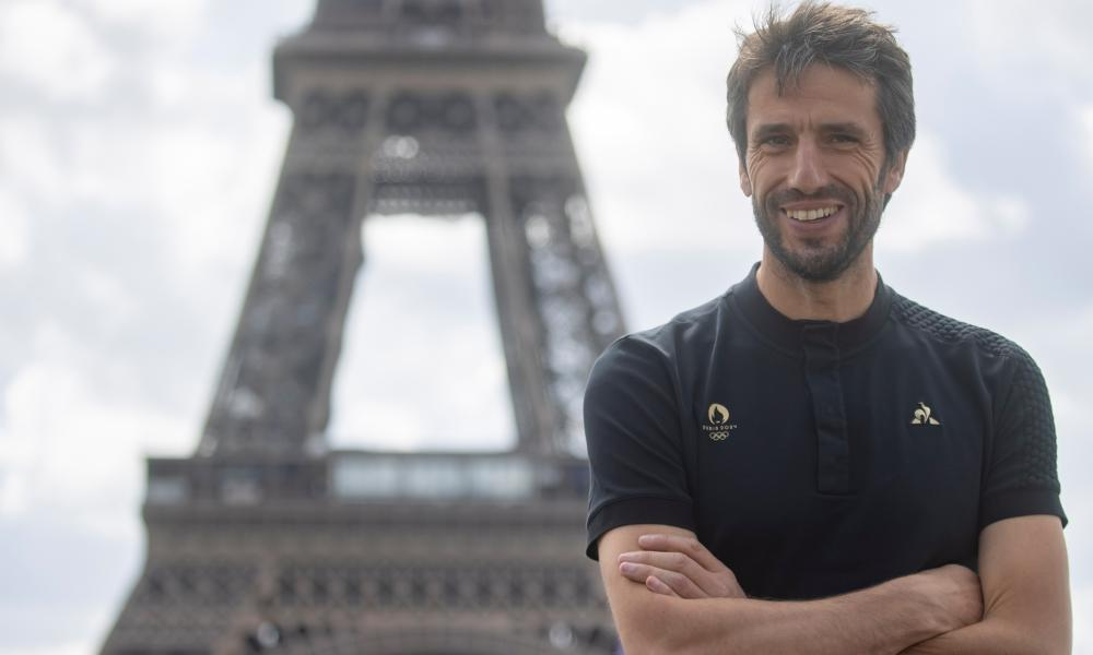 Tony Estanguet, the president of the Paris organising committee for the 2024 Olympic Games, has plans to engage the wider public.
