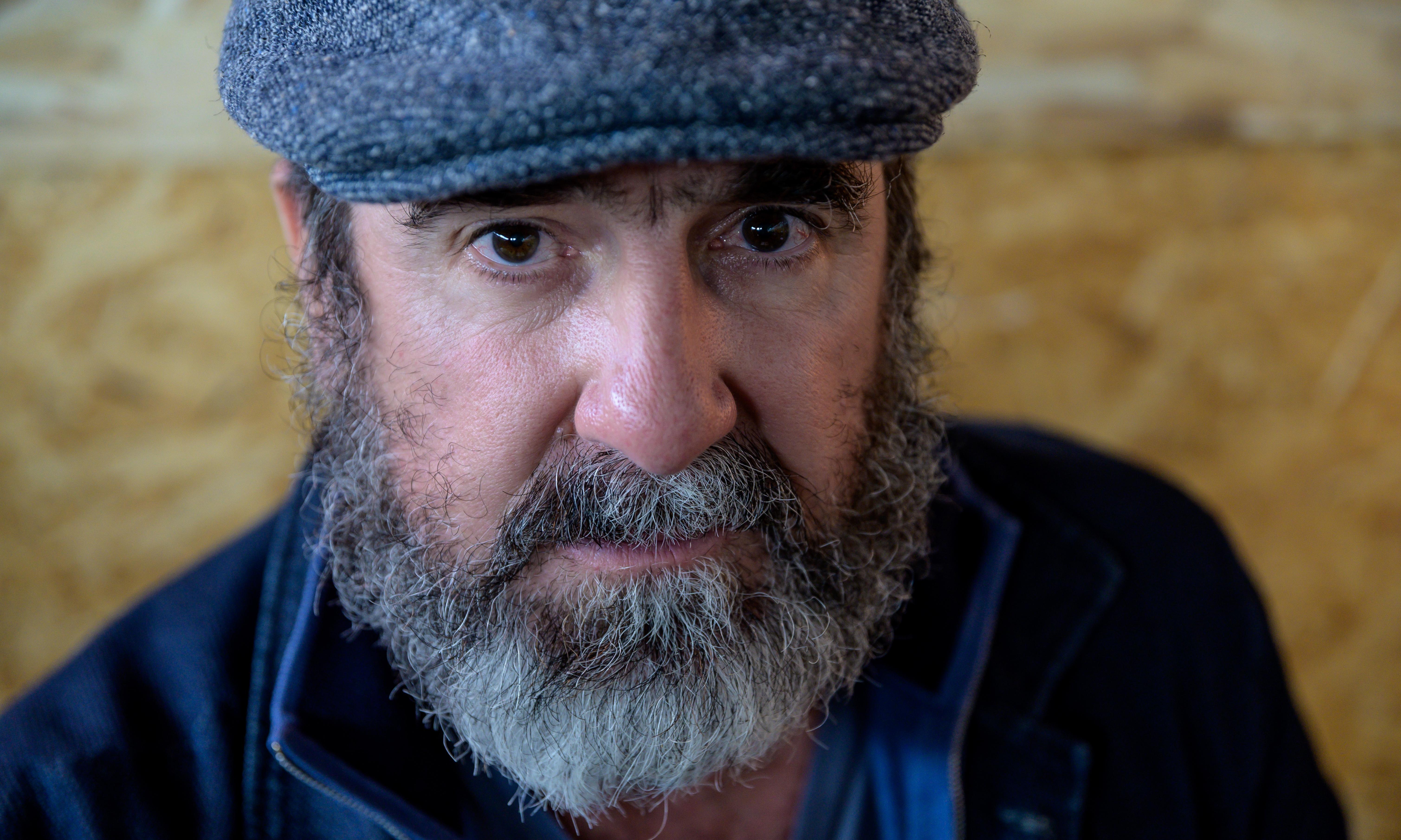 Eric Cantona: 'Big democracies are, in a way, dictatorships'