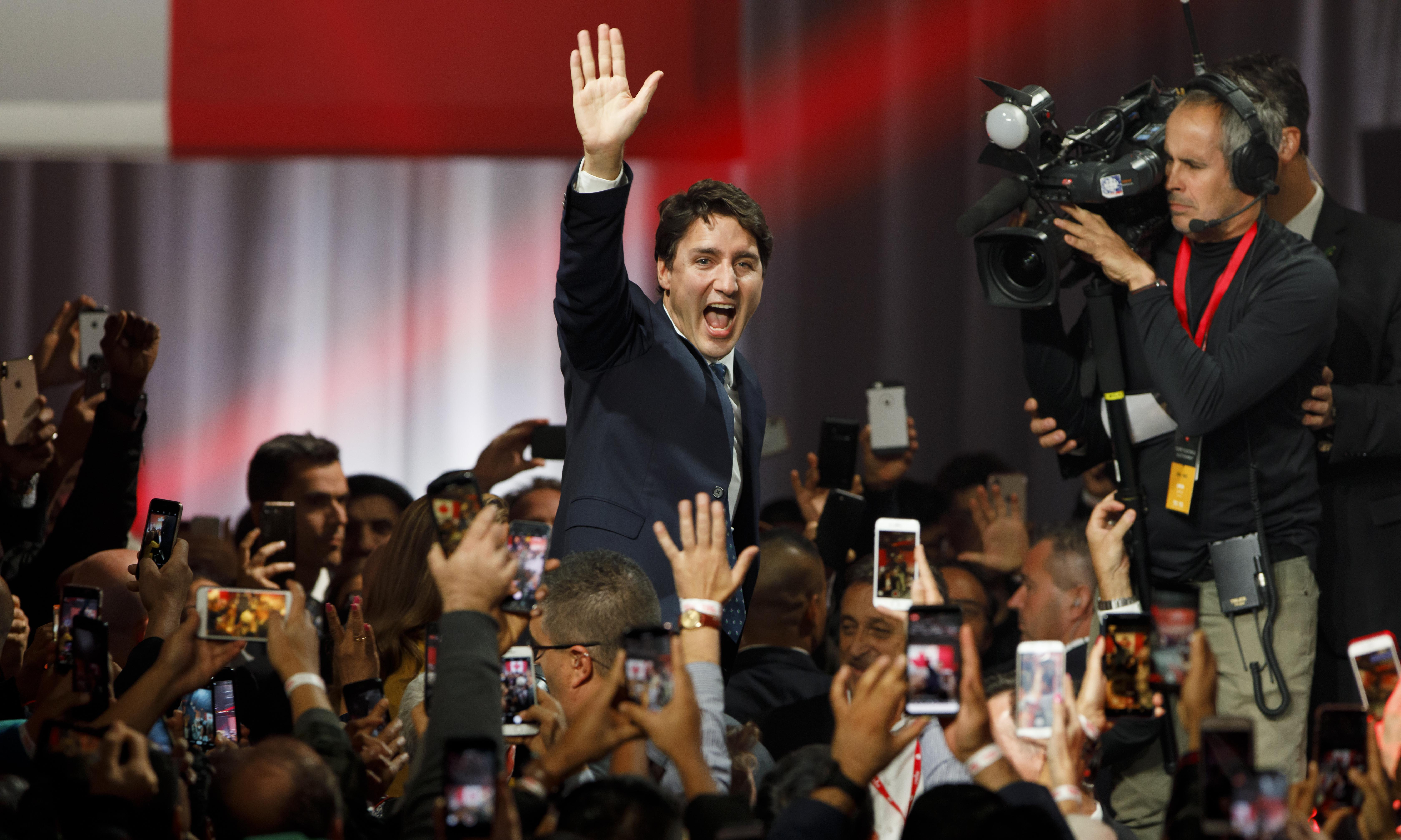 US briefing: Trudeau's narrow win, GOP disunity and ocean acidification