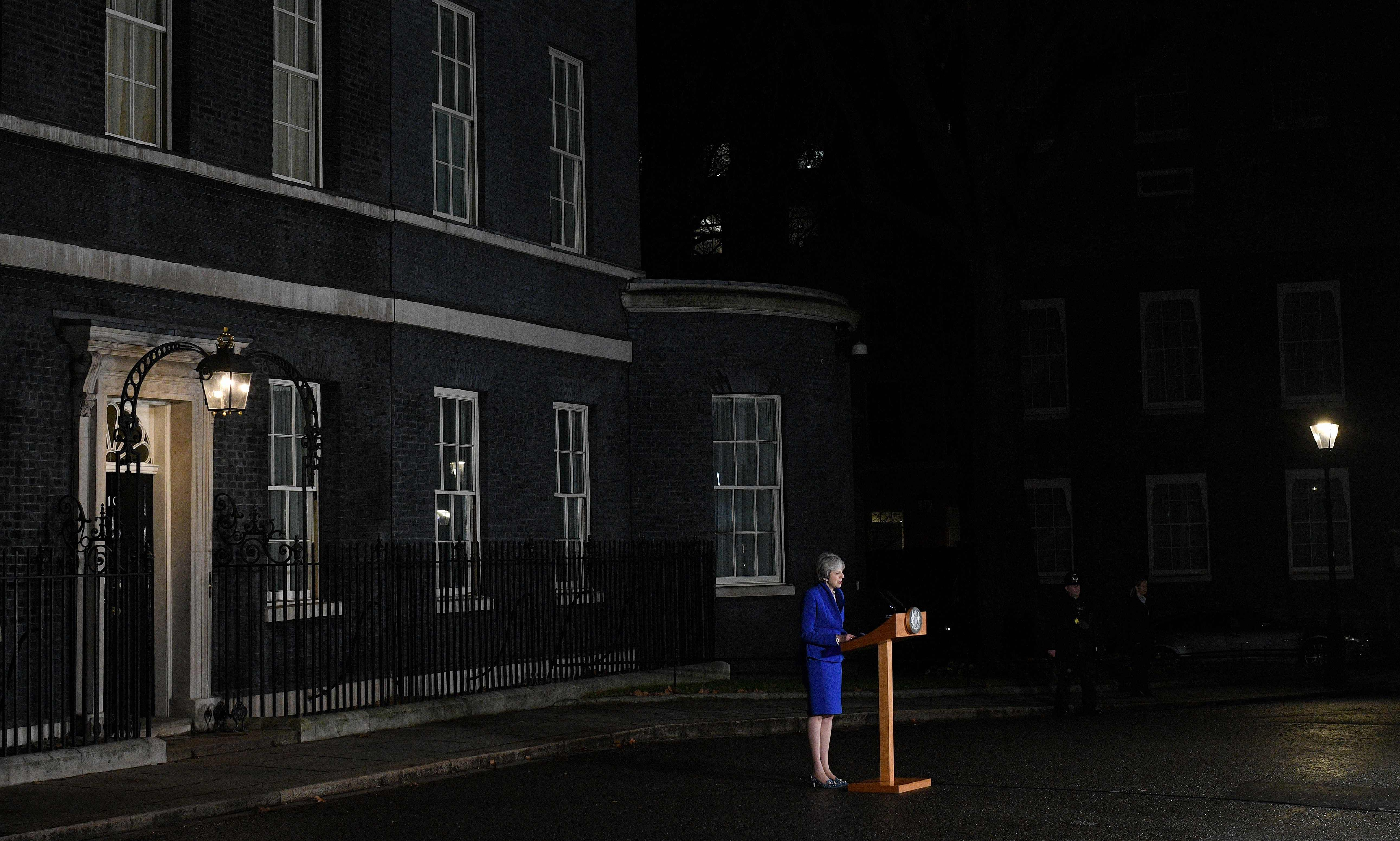 Thursday US briefing: Britain in Brexit deadlock as May clings on