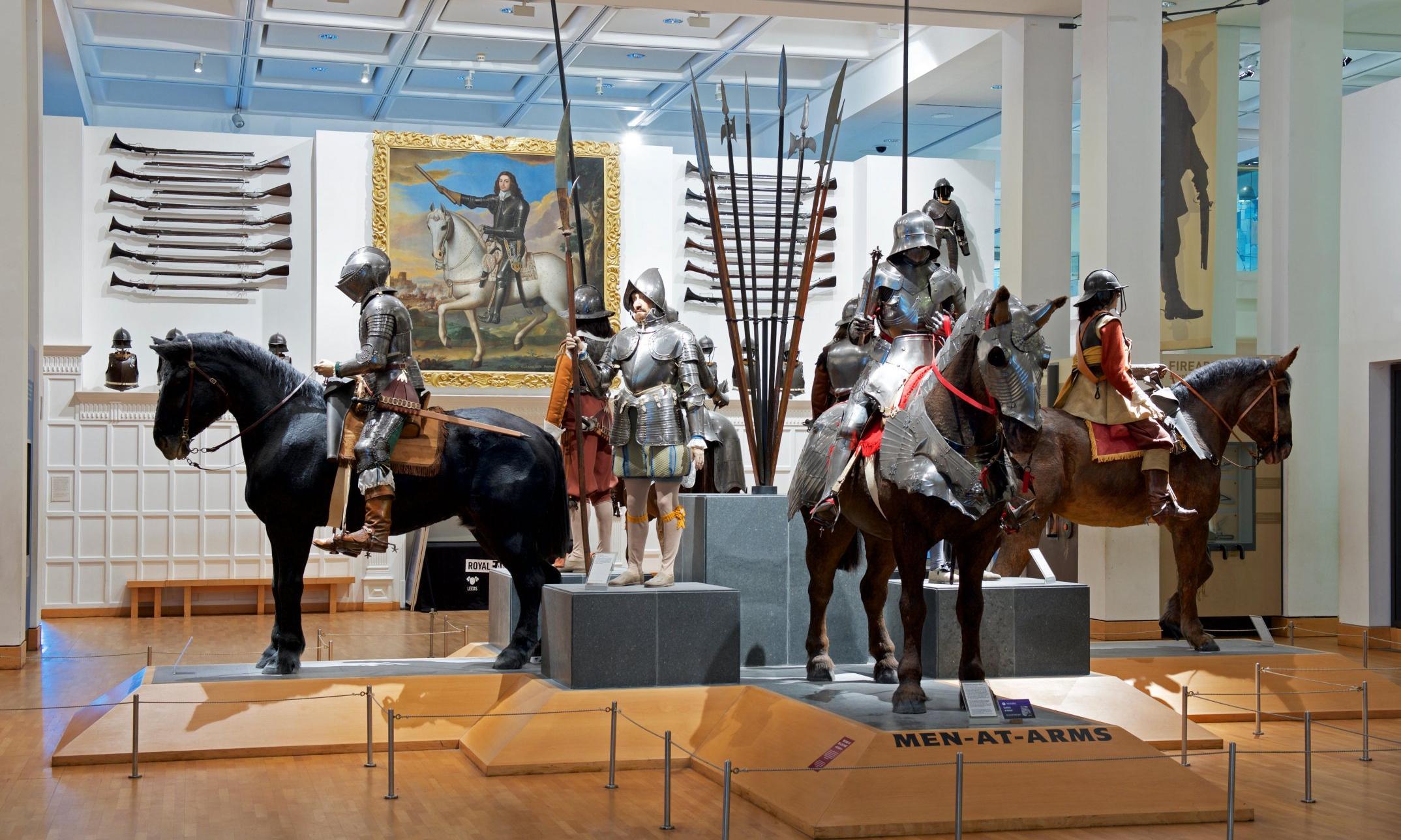 Take the kids to … Royal Armouries Museum, Leeds