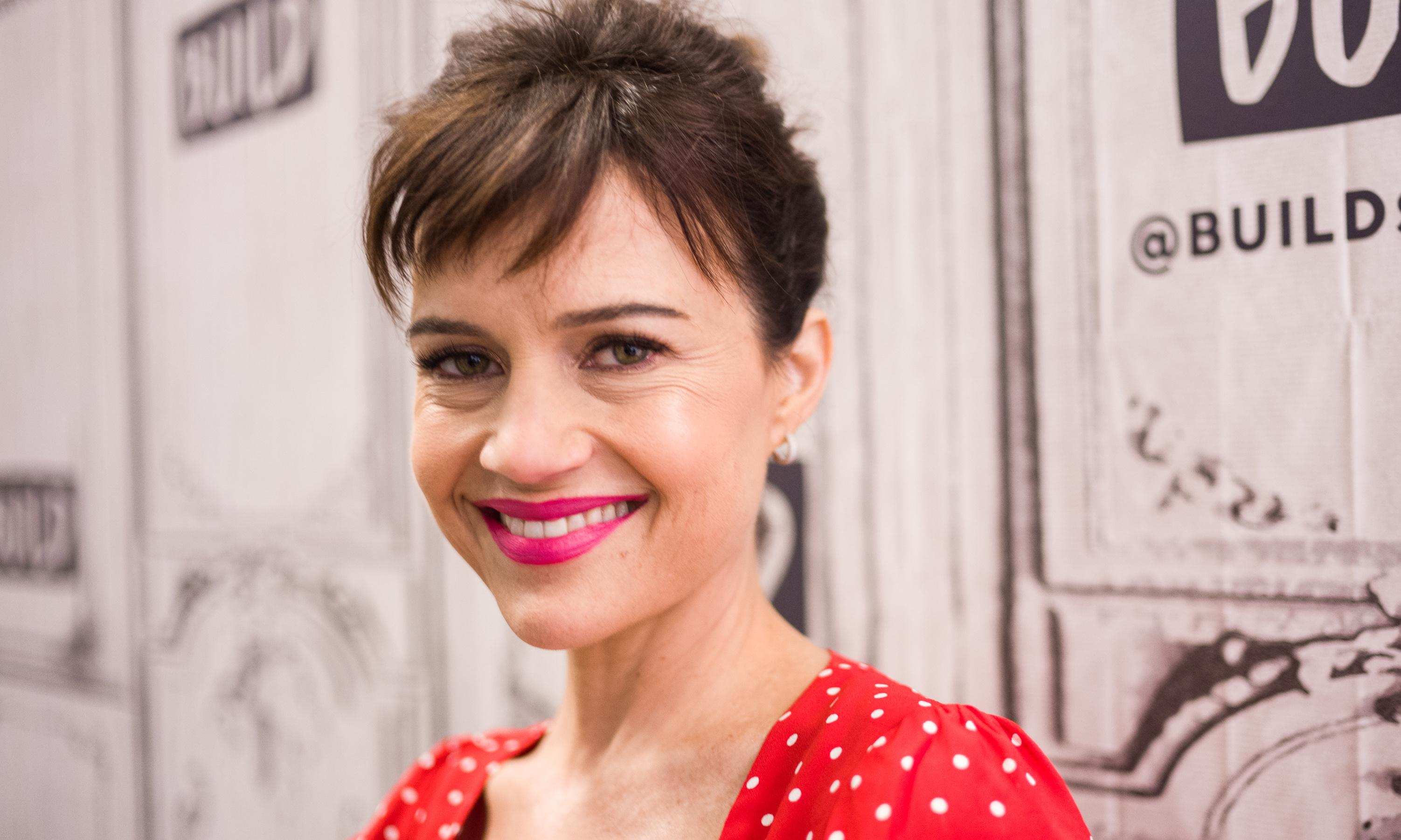 Carla Gugino: 'Sexuality is a primal part of who we are but it's been misused'